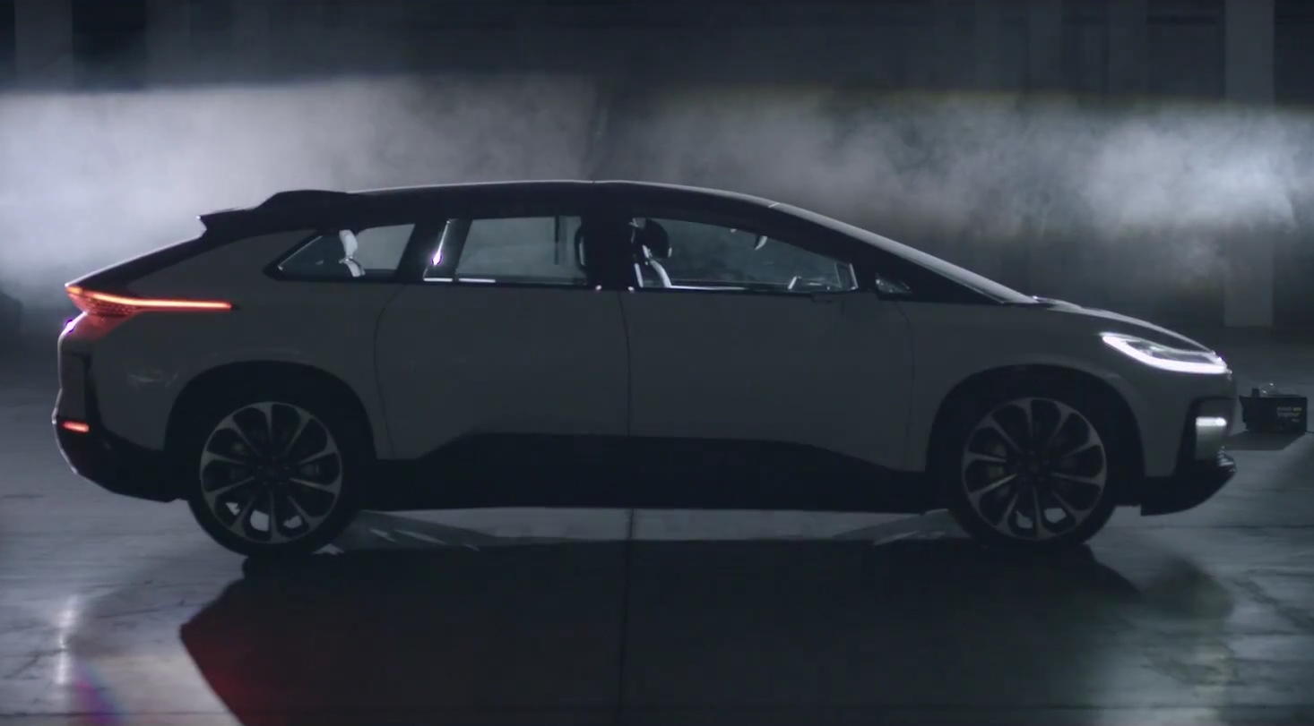 Faraday Future Pushes Another Ff 91 Teaser Amid Financial Backer Troubles