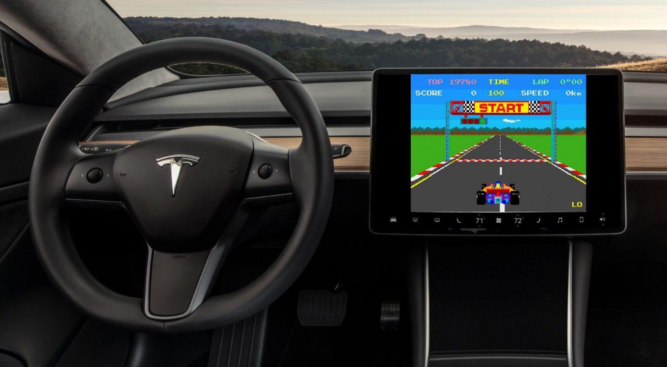Teslas V9 Atari Games Are But The Start Of Elon Musks