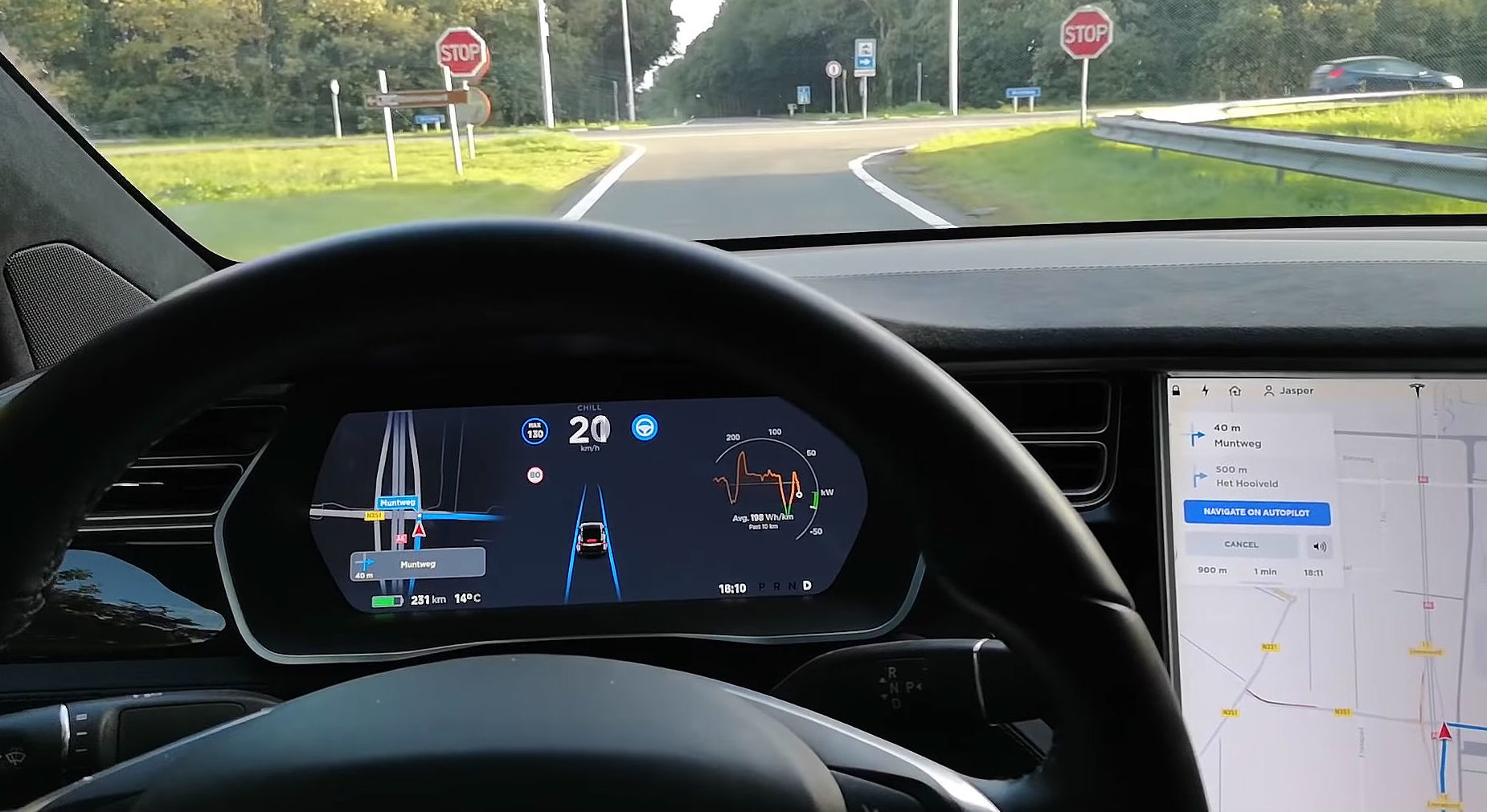 Tesla ranked 2nd to last in self-driving race by Navigant