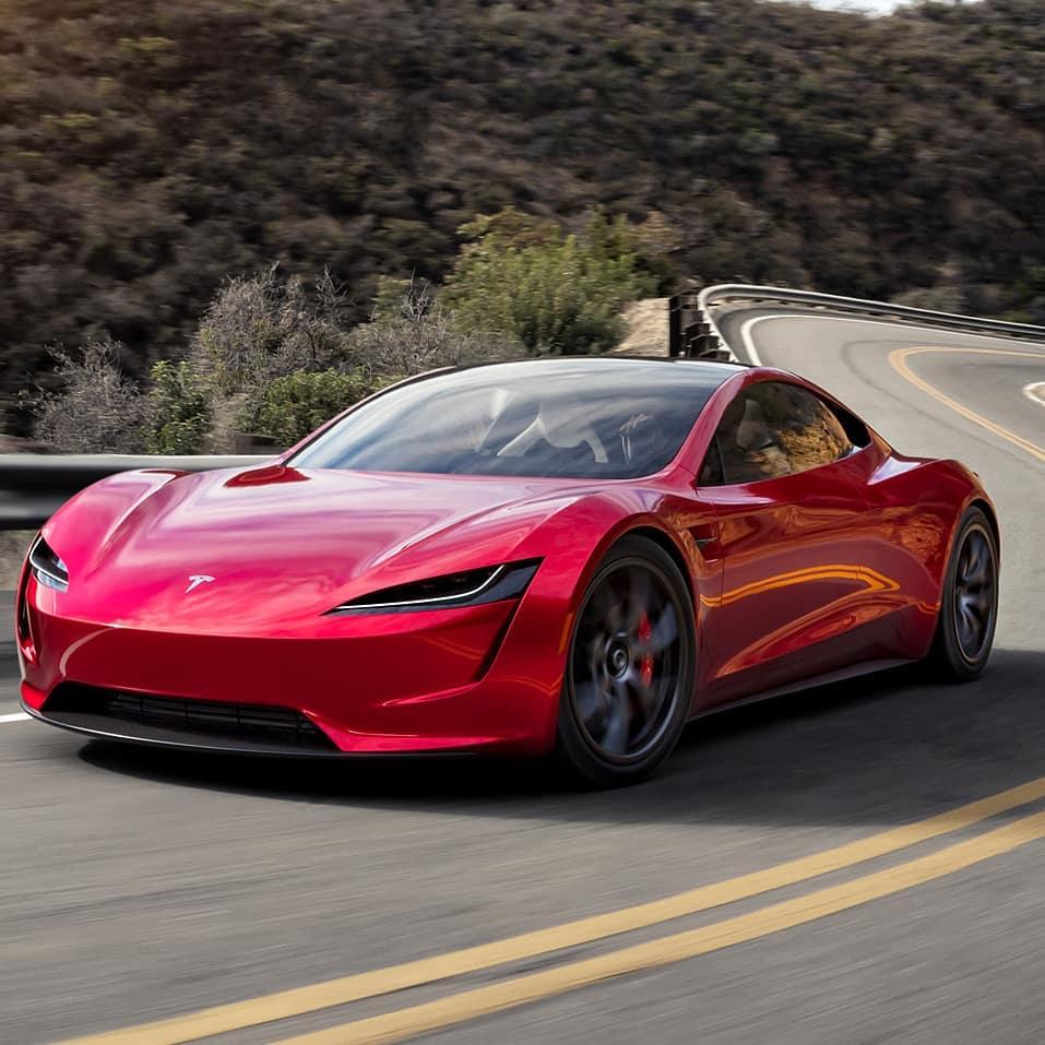Tesla Roadster 2020 11