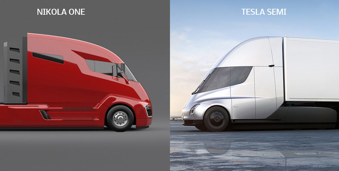 Tesla Semi competitor Nikola set to unveil battery-only semi-trucks at launch event