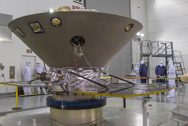 InSight at JPL.