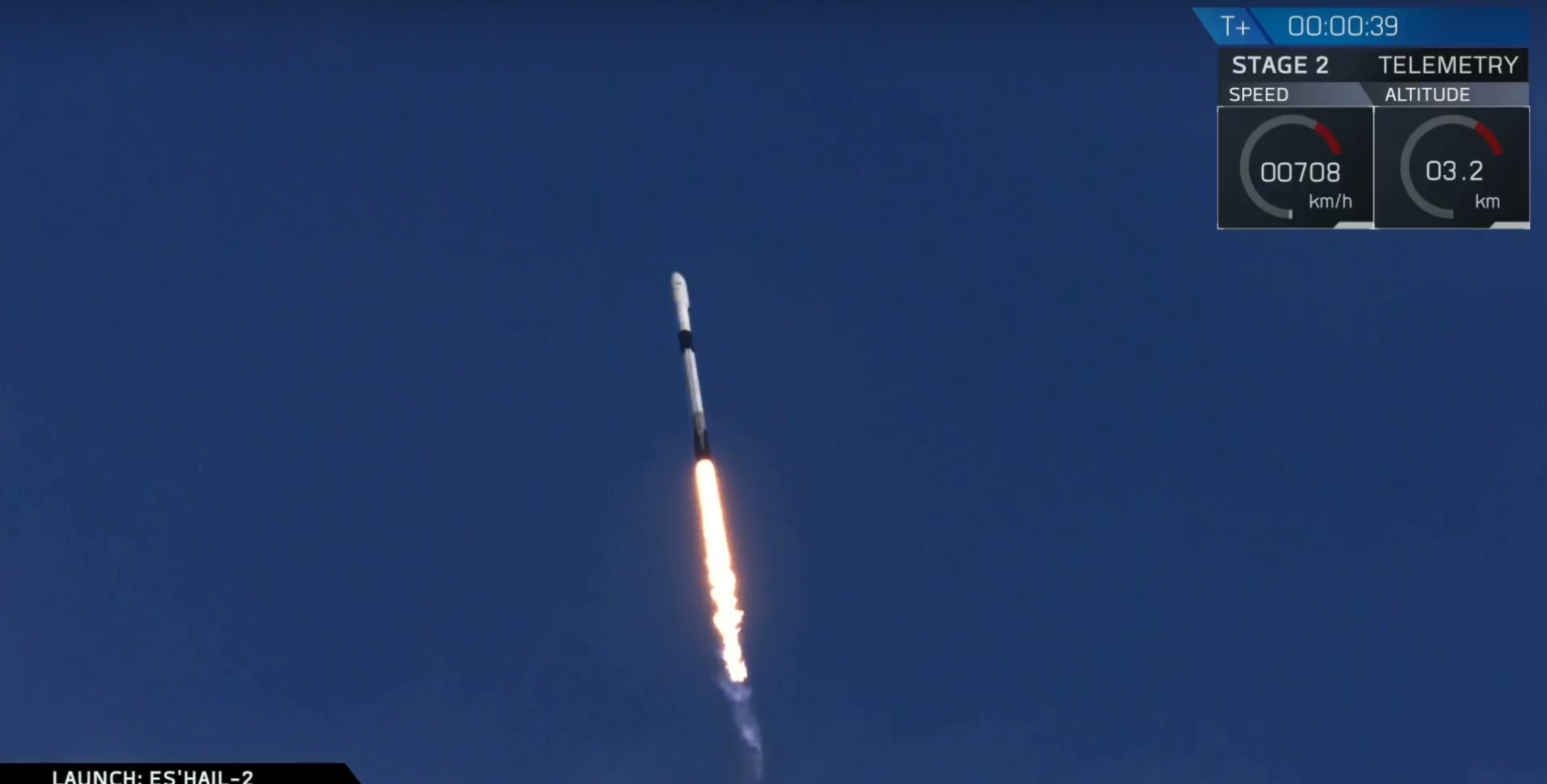 B1047.2 liftoff (SpaceX) 2