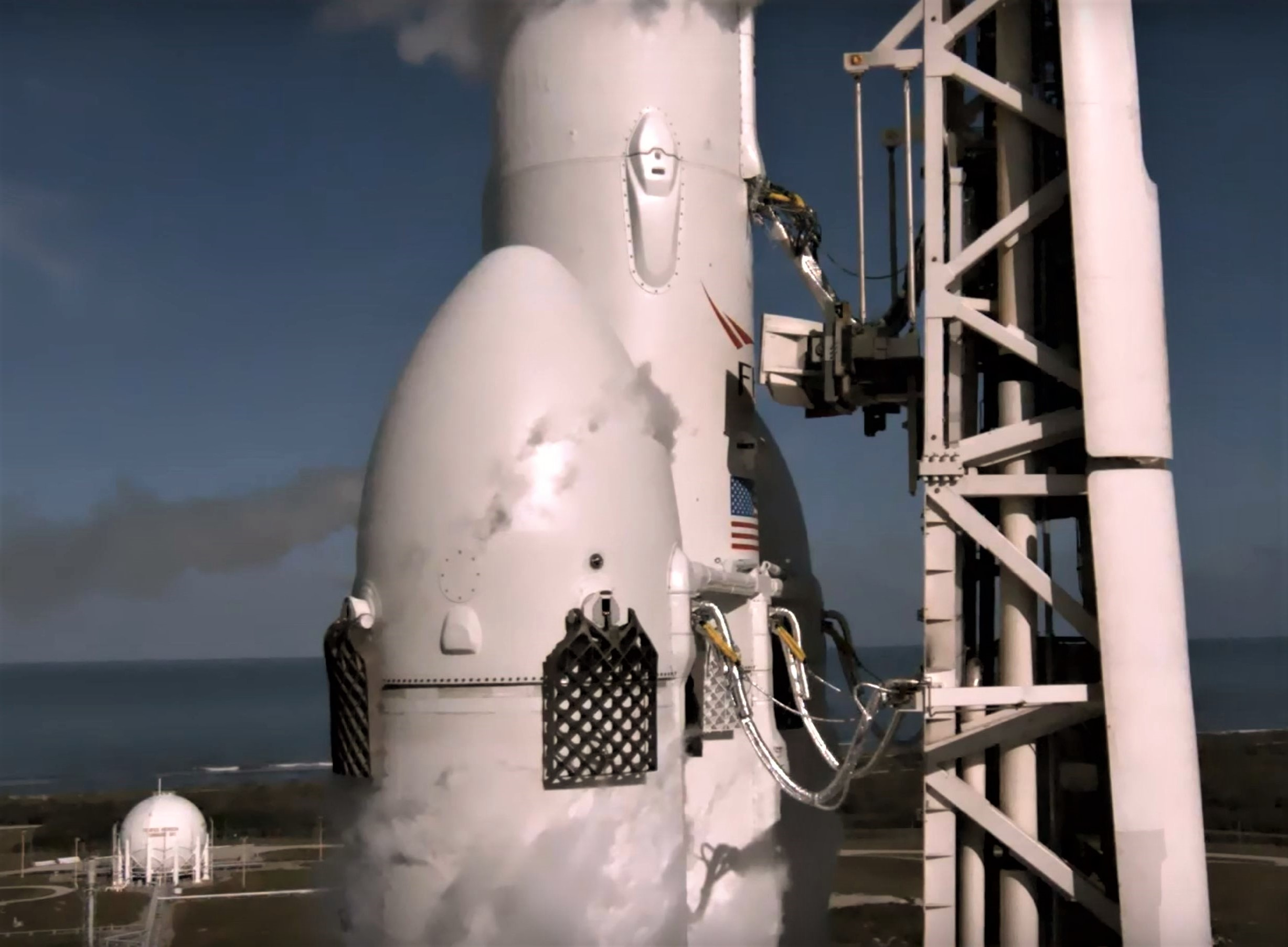 Falcon Heavy (SpaceX) 5