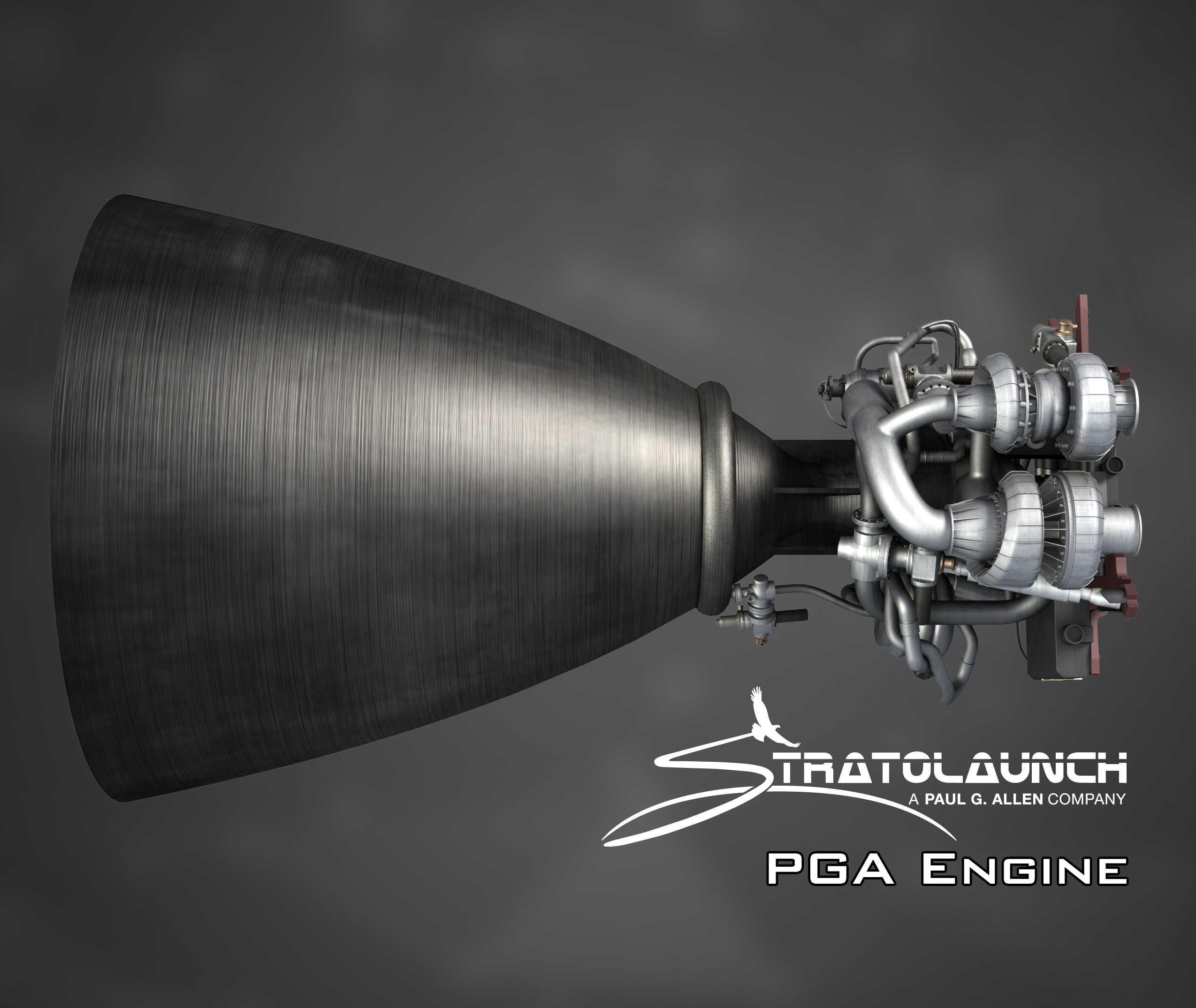 PGA hydrolox engine (Stratolaunch) 1(c)