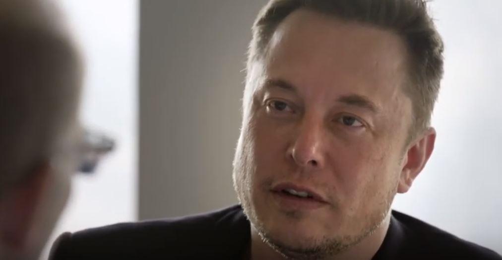 Elon on Axios.
