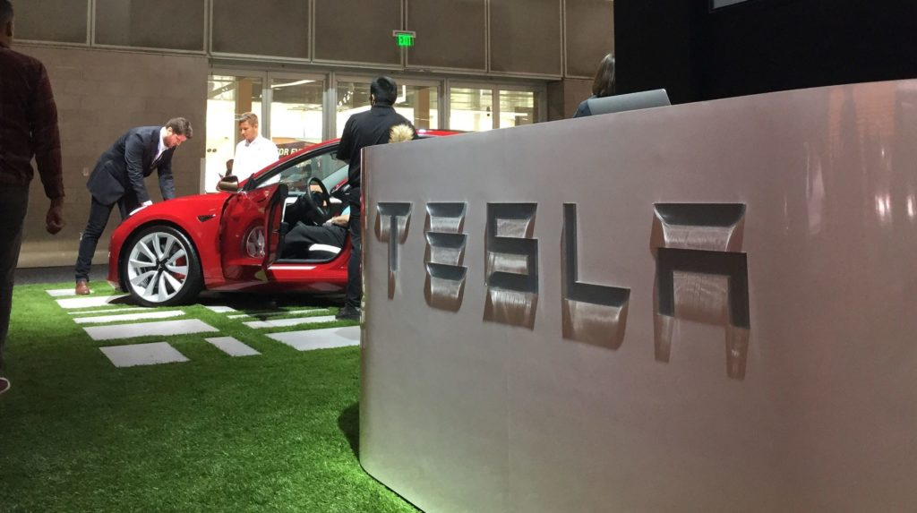 Tesla receives lower price target as Goldman questions 'sustainable demand' for Model S,3,X