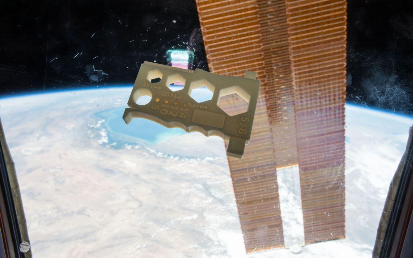 3Dprintedtool_NASA