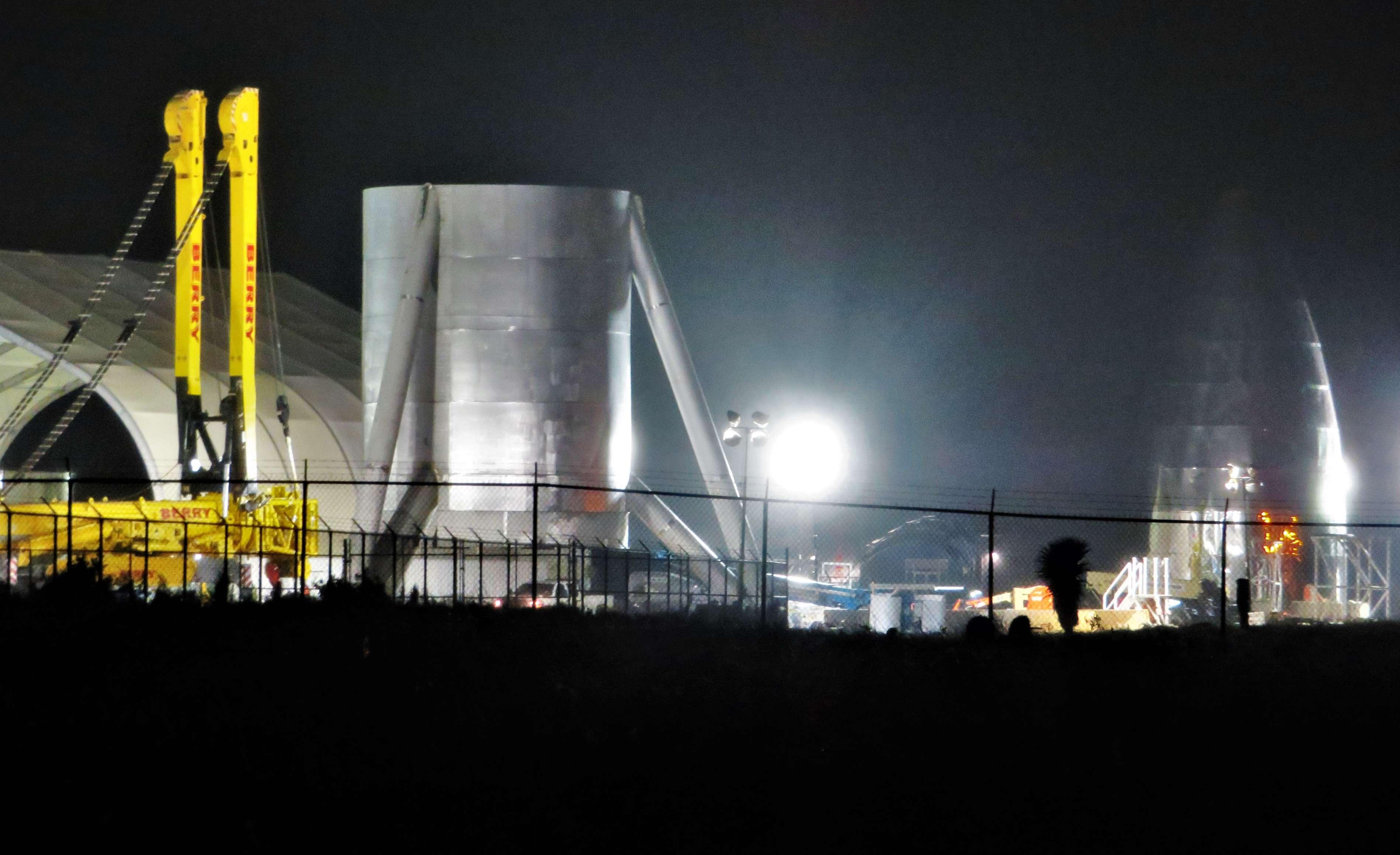 Boca Chica Starship progress 123018 (NSF – bocachicagal) 5(c)