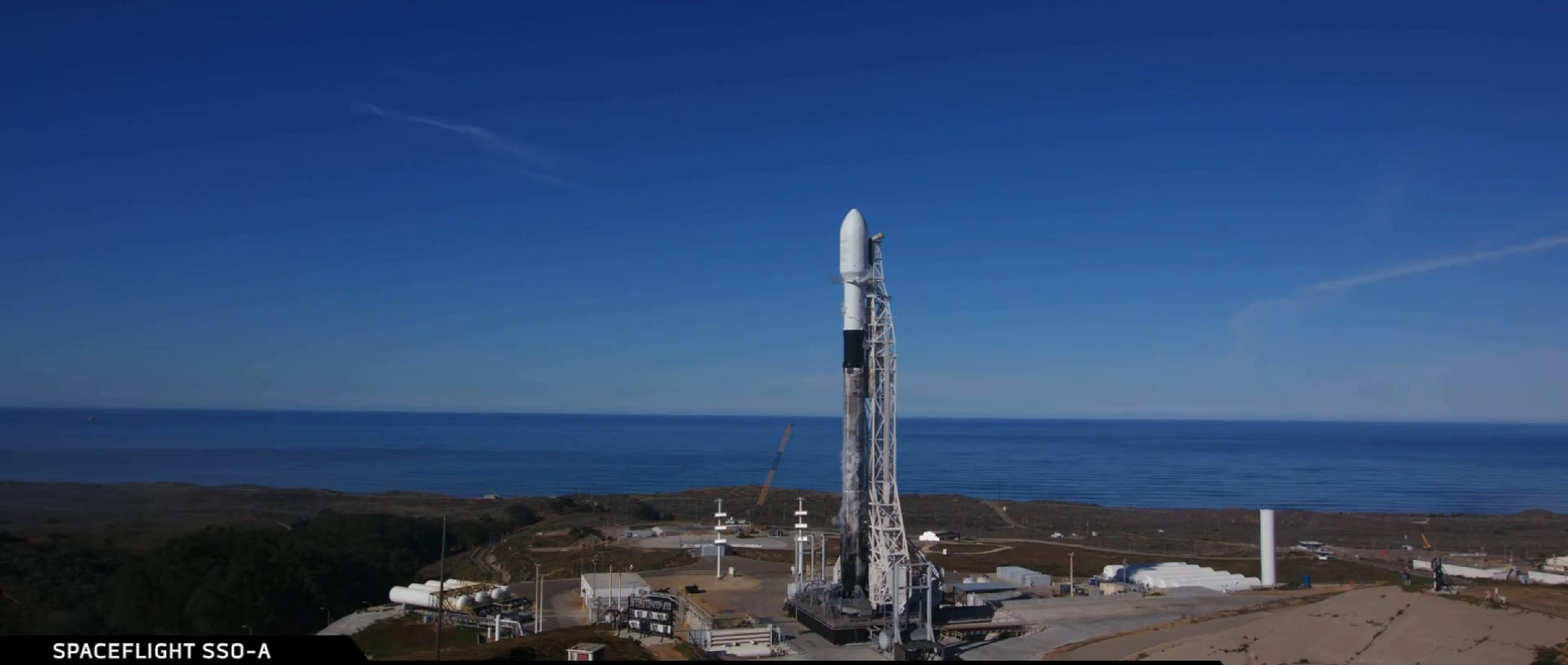 Falcon 9 B1046 SSO-A (SpaceX) 2