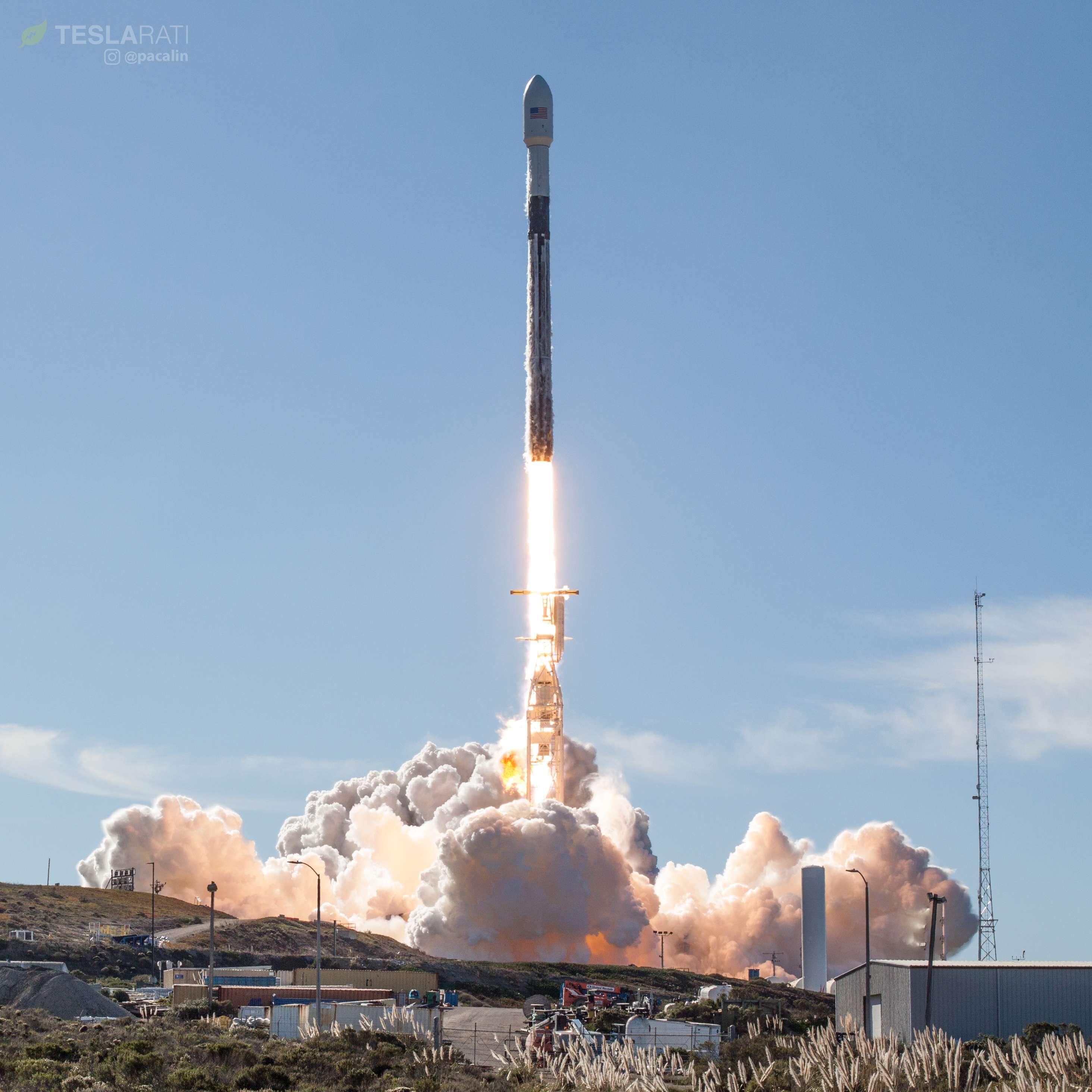 Falcon 9 B1046 SSO-A liftoff (Pauline Acalin) 2(c)