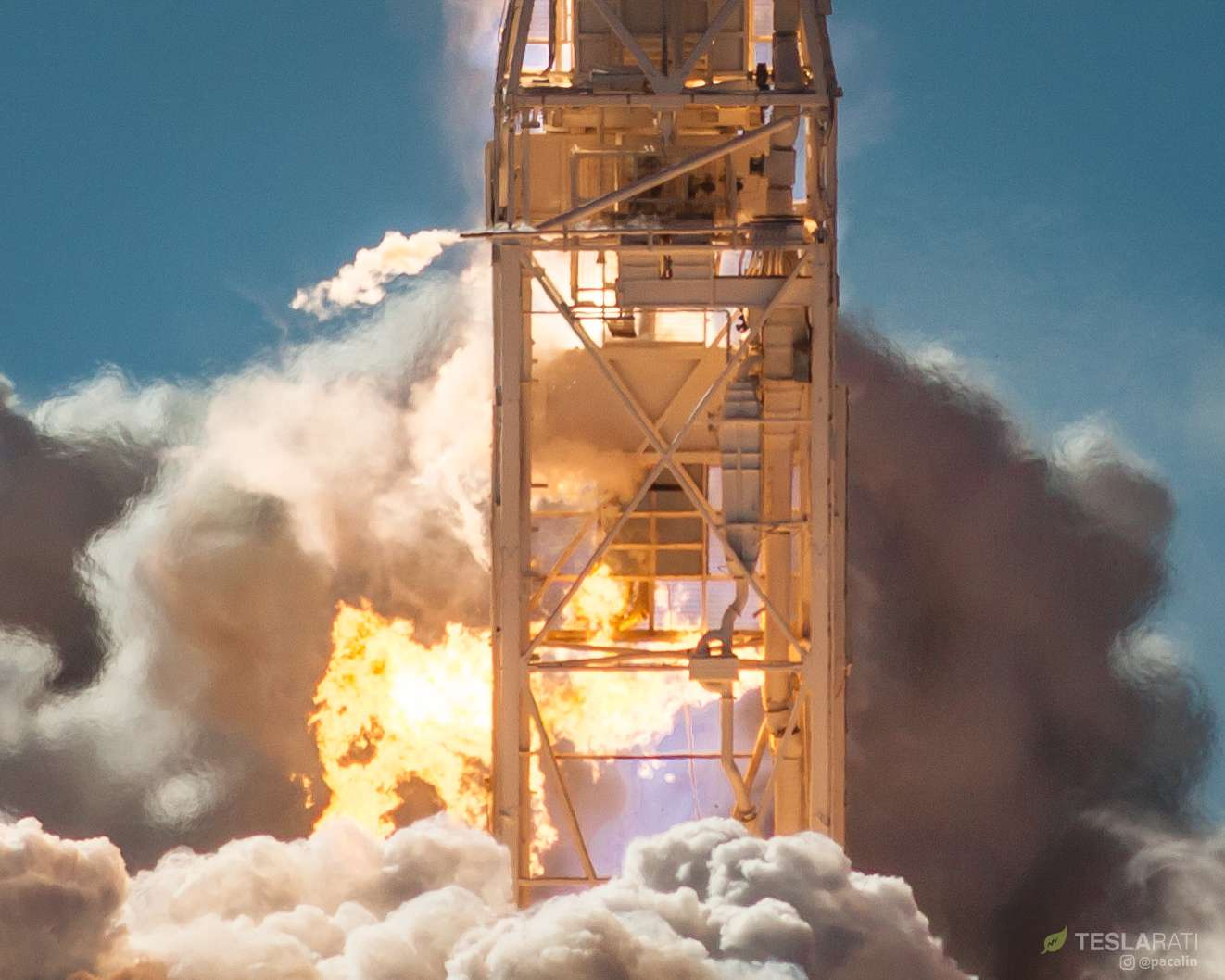 SpaceX hints at mystery Falcon 9 missions with record breaking launch target