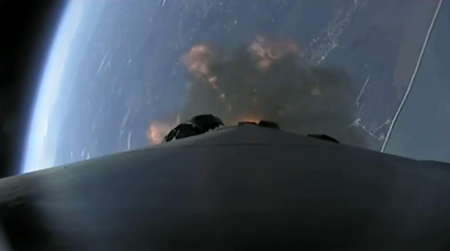 Falcon 9 B1050 CRS-16 launch (SpaceX) 2