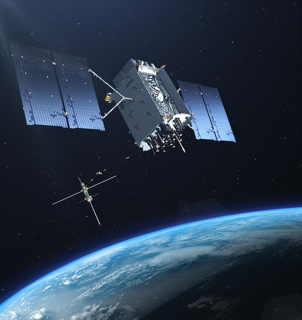 Lockheed Martin GPS III (SV 01-10) Satellite