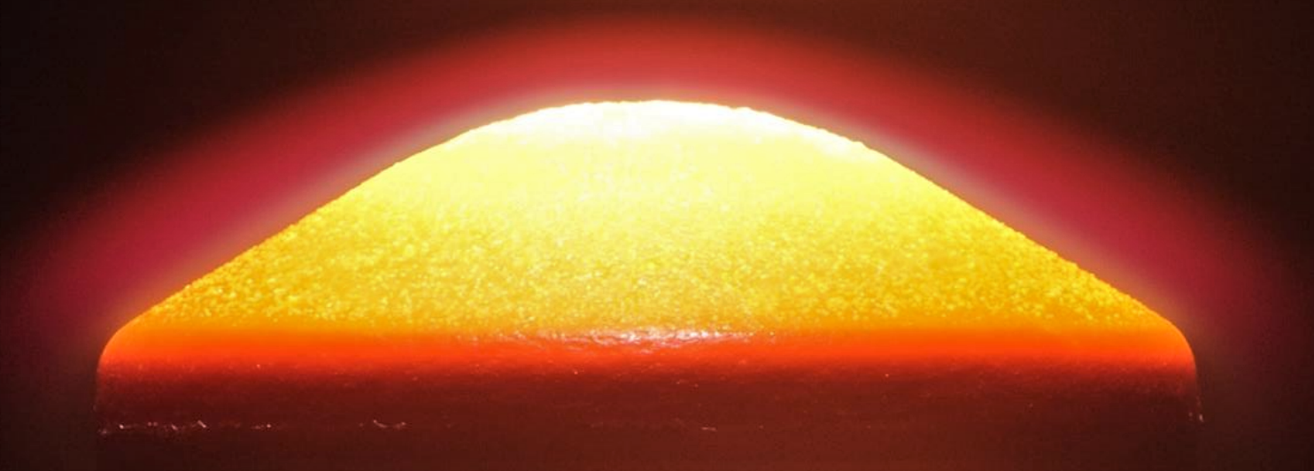 TUFROC heated to 3000F (NASA)