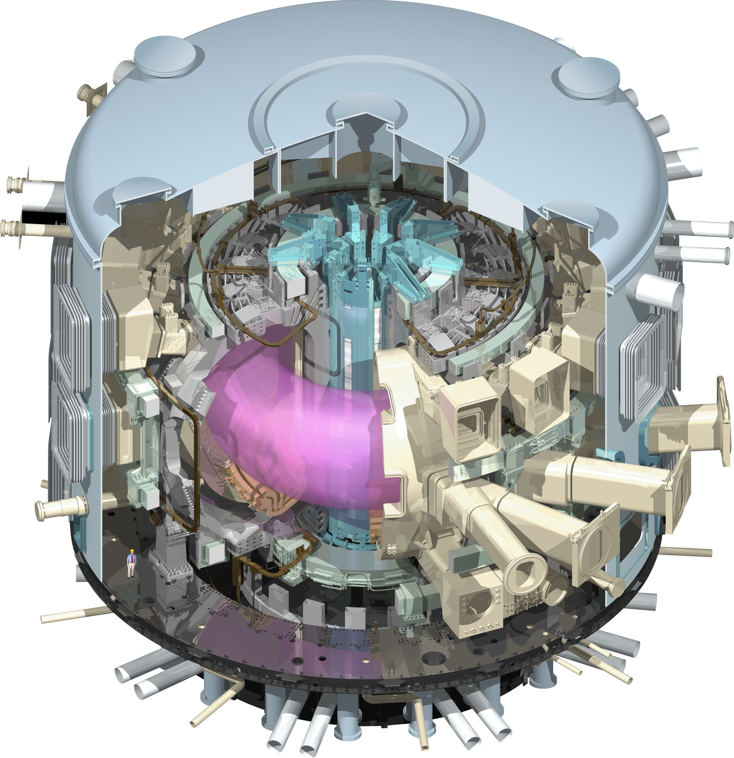 Advancement in nuclear fusion tech continues transition to clean energy future