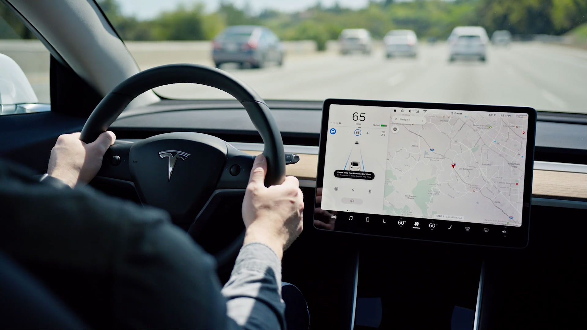 Tesla S Latest Safety Report Finds Drivers On Autopilot Had Fewer Accidents