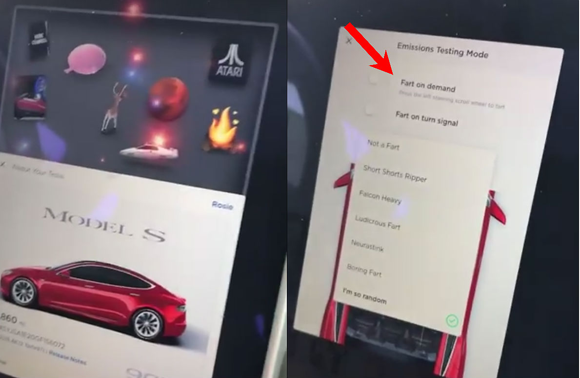 Elon Musk Keeps Word On Tesla S Quot Romance Mode Quot And Quot Toilet