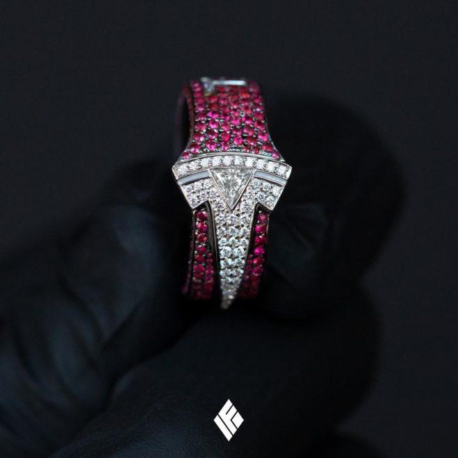 Elon Musk inspires celeb jeweler to create the craziest