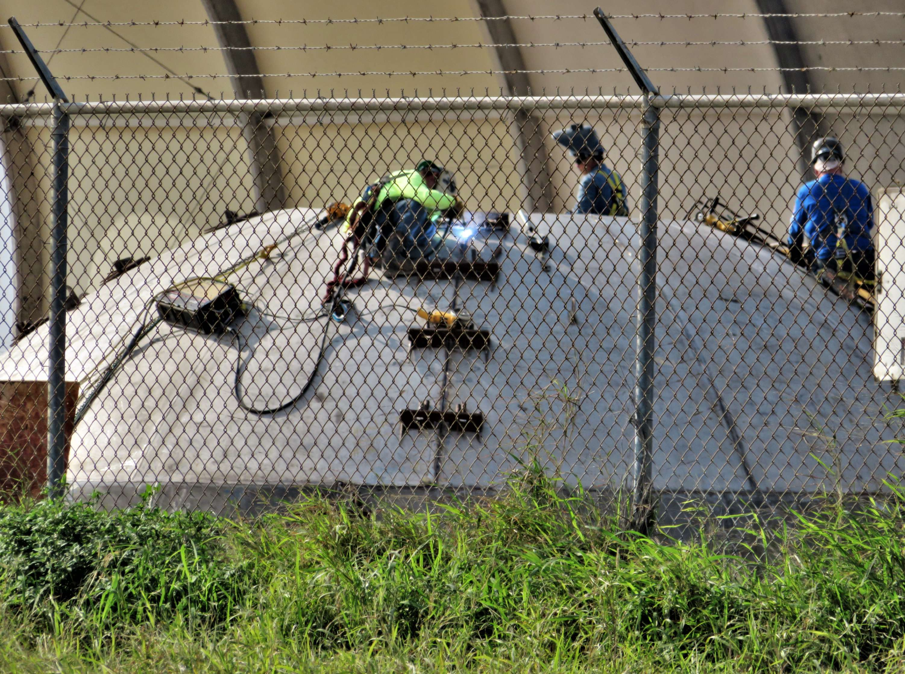 Boca Chica Starhopper dome work 010918 (NSF – bocachicagal) 9(c)