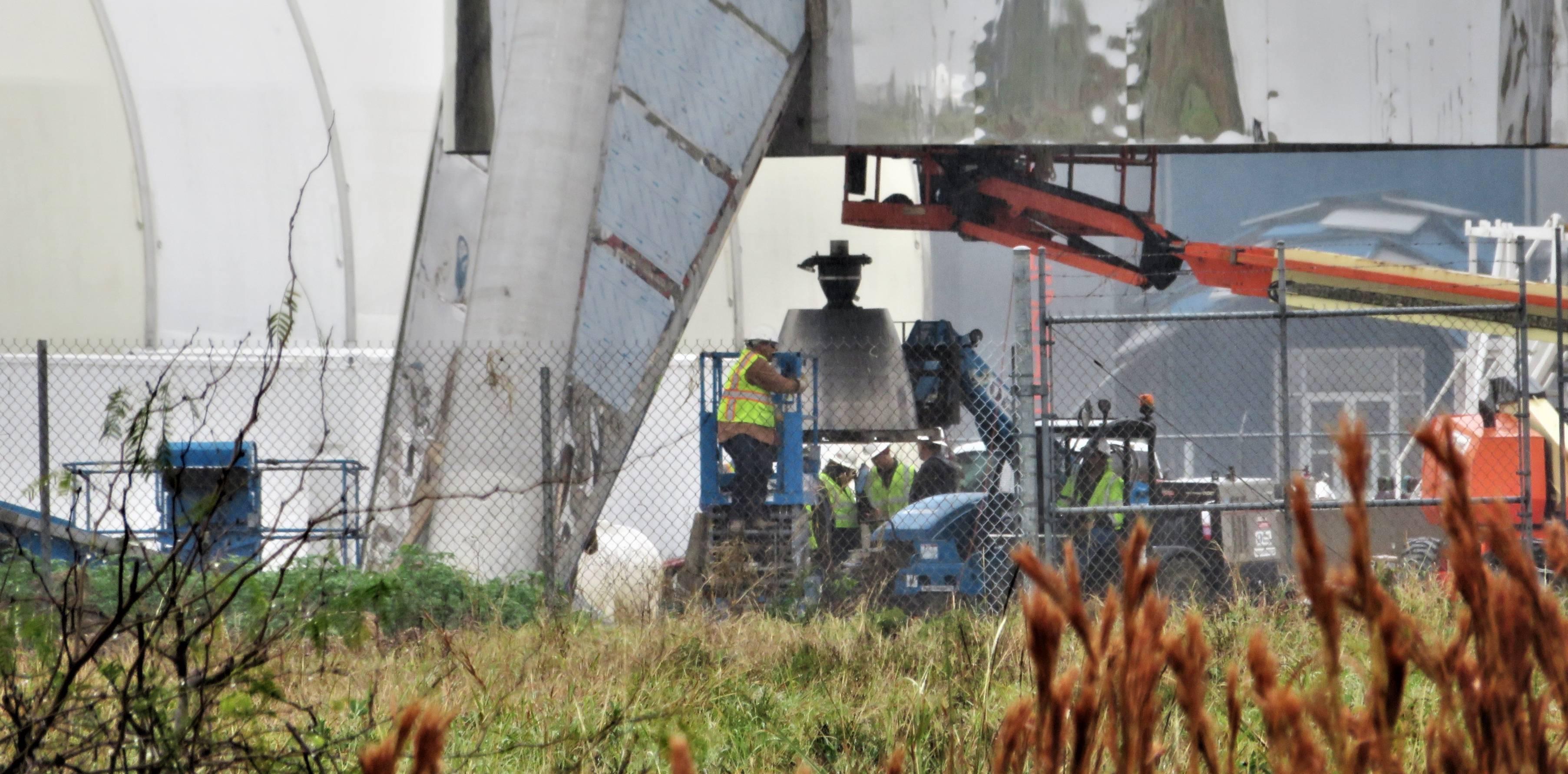Boca Chica Starship Raptor removal 011519 (NSF – bocachicagal) 4 crop(c)