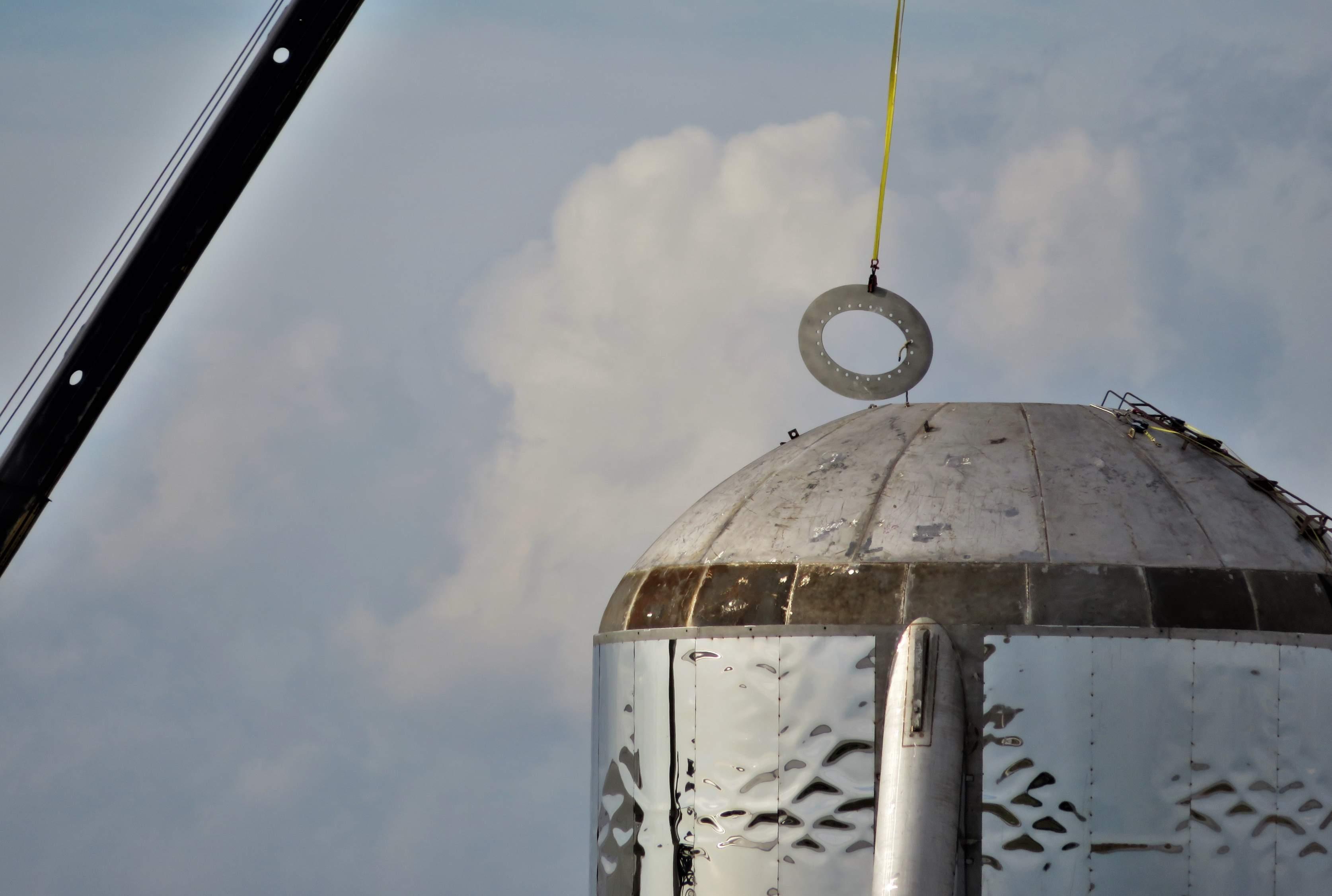 Boca Chica Starship dome work 012519 (NASASpaceflight – bocachicagal) 1 (c)