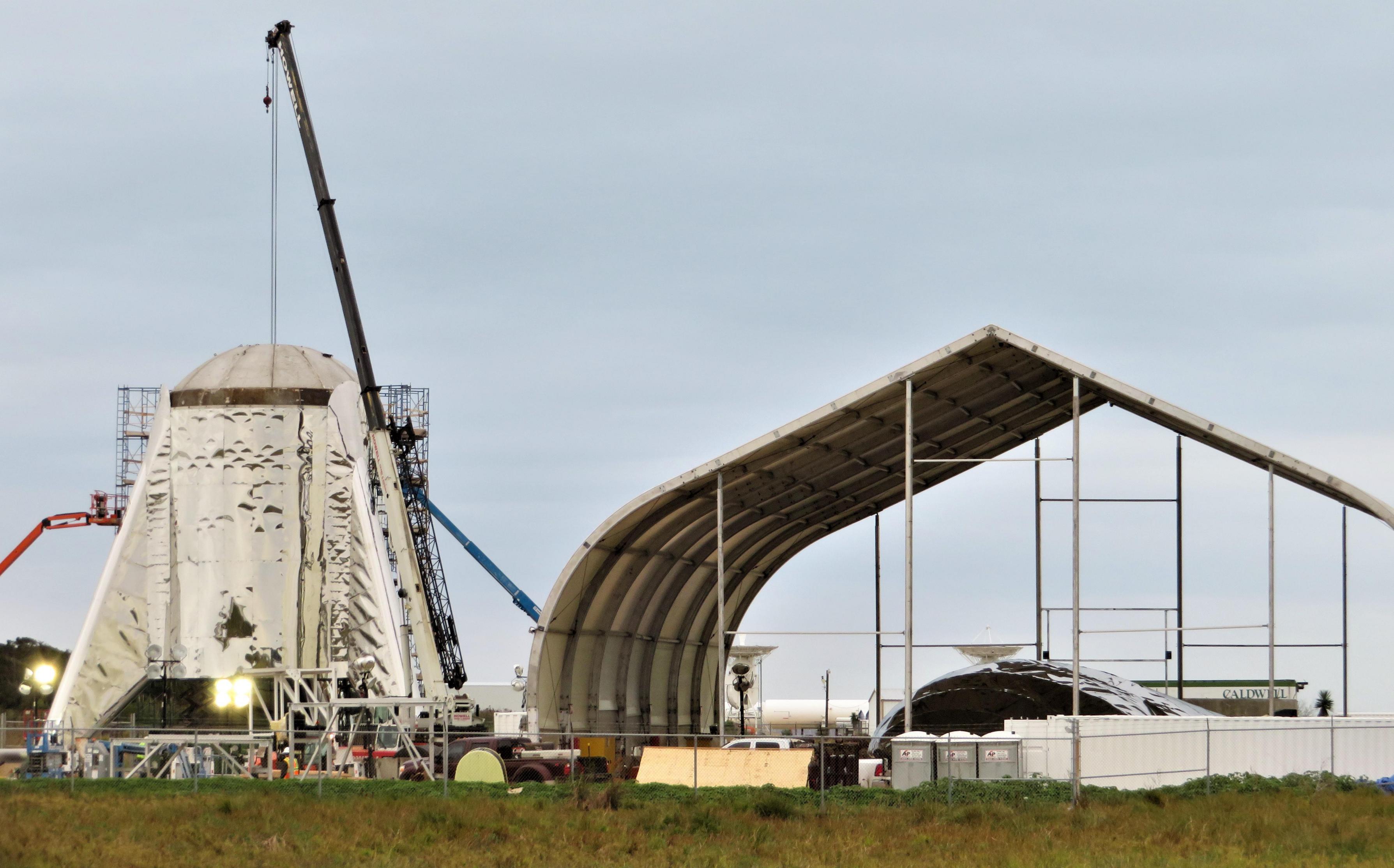 Boca Chica Starship progress 013019 (NASASpaceflight – bocachicagal) 2 (c)
