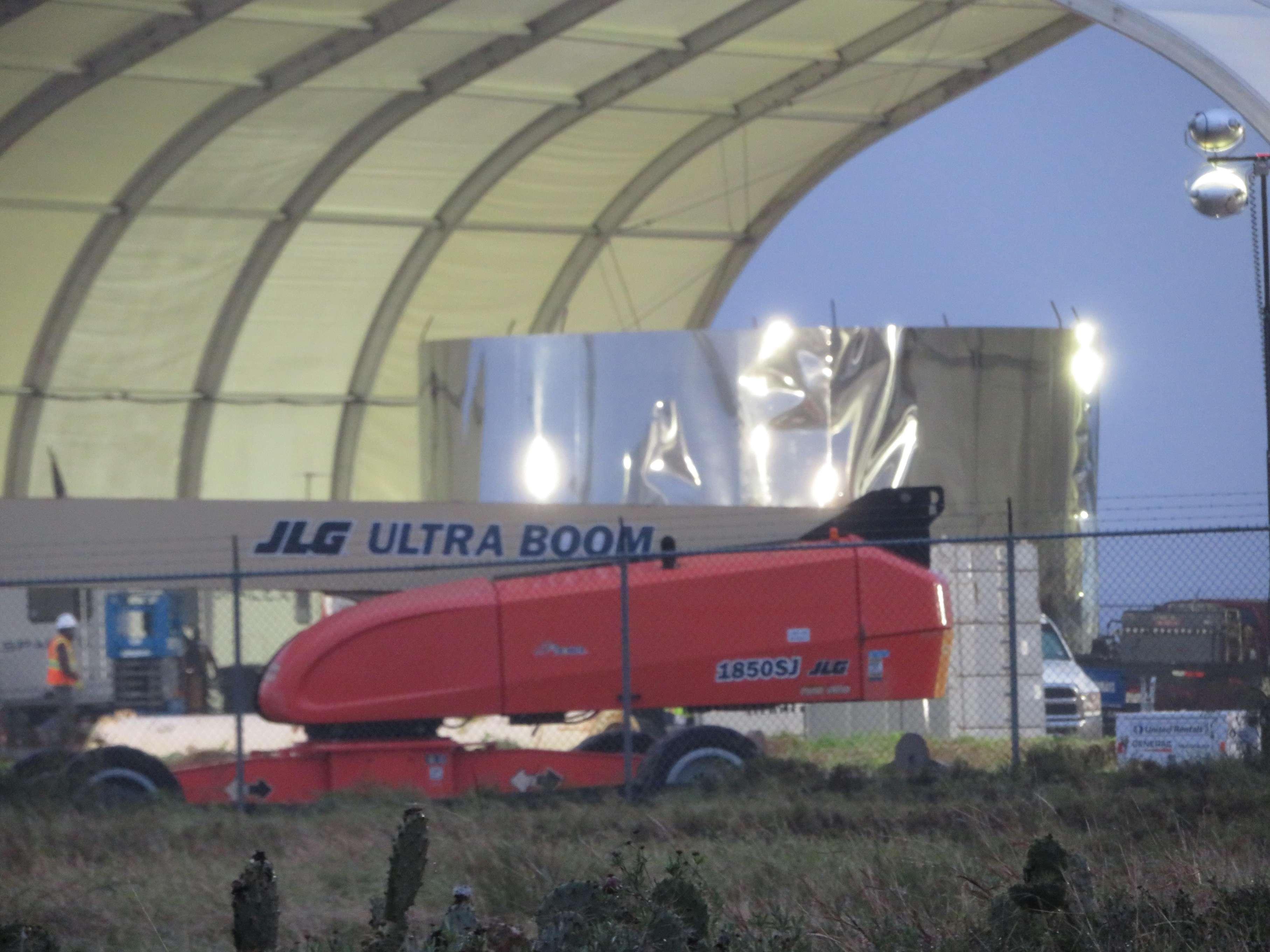 Boca Chica Starship progress 123118 (NSF – bocachicagal) 3(c)