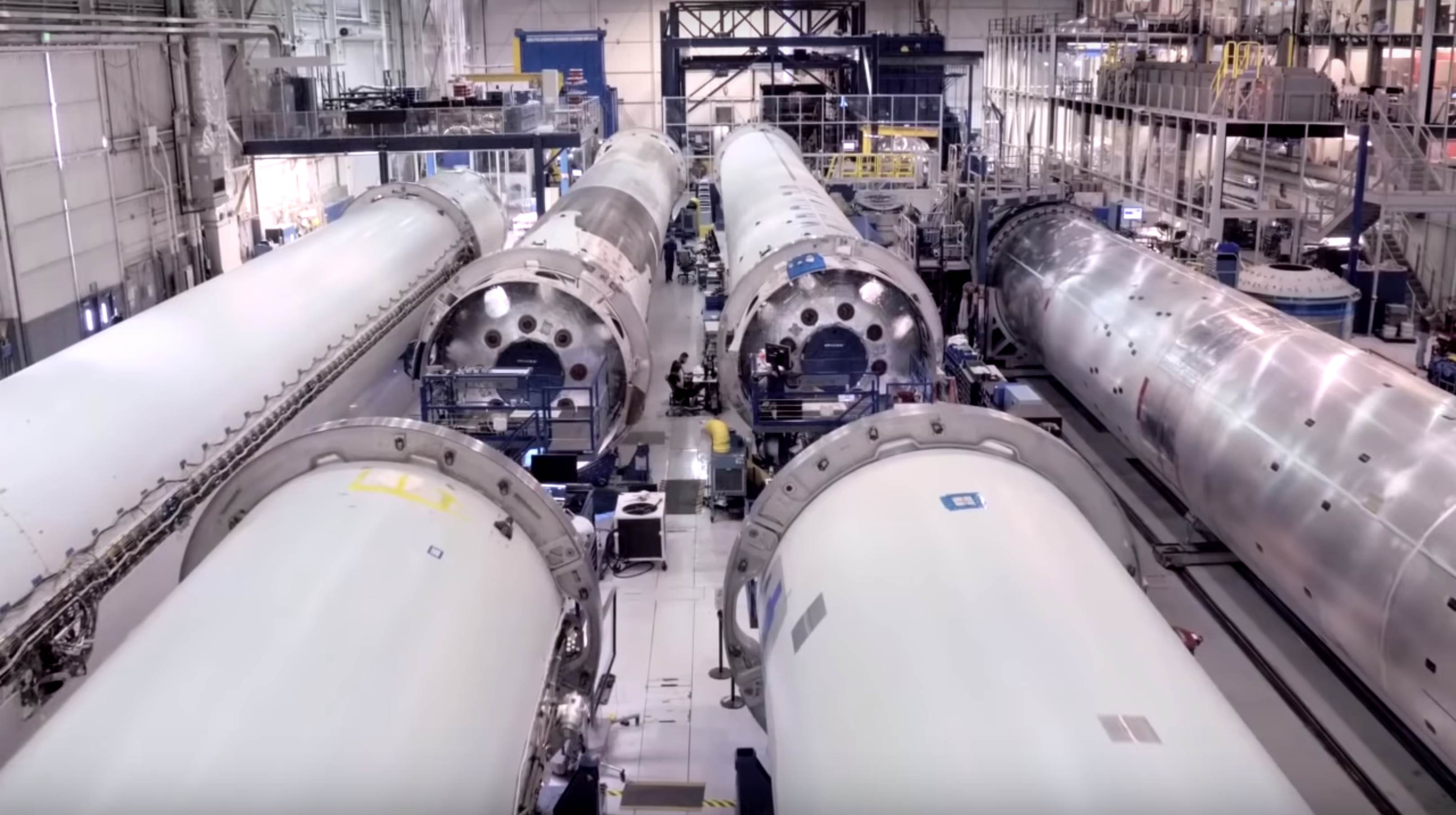 Falcon 9 Block 5 production Hawthorne (SpaceX)