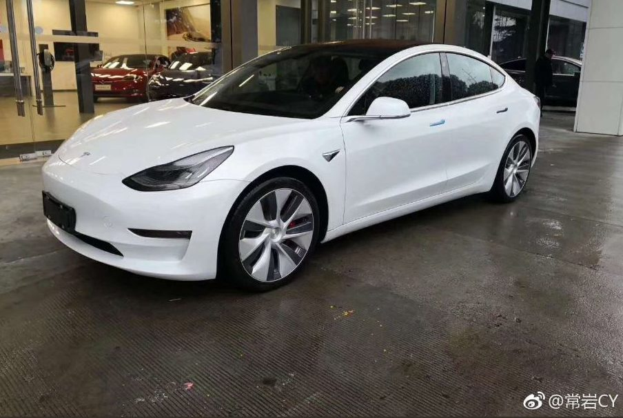 Tesla is charming Chinese customers with the Model 3's excellent