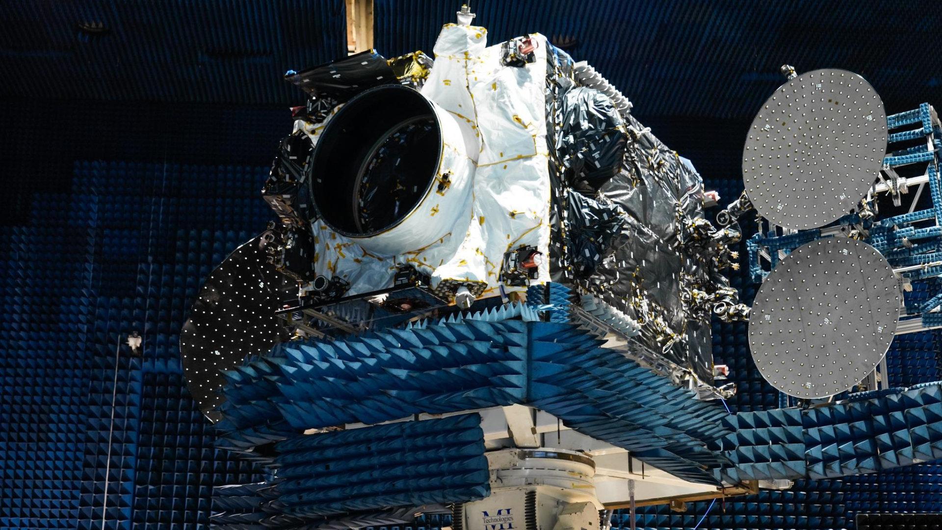 PSN-6 satellite (SSL) 2