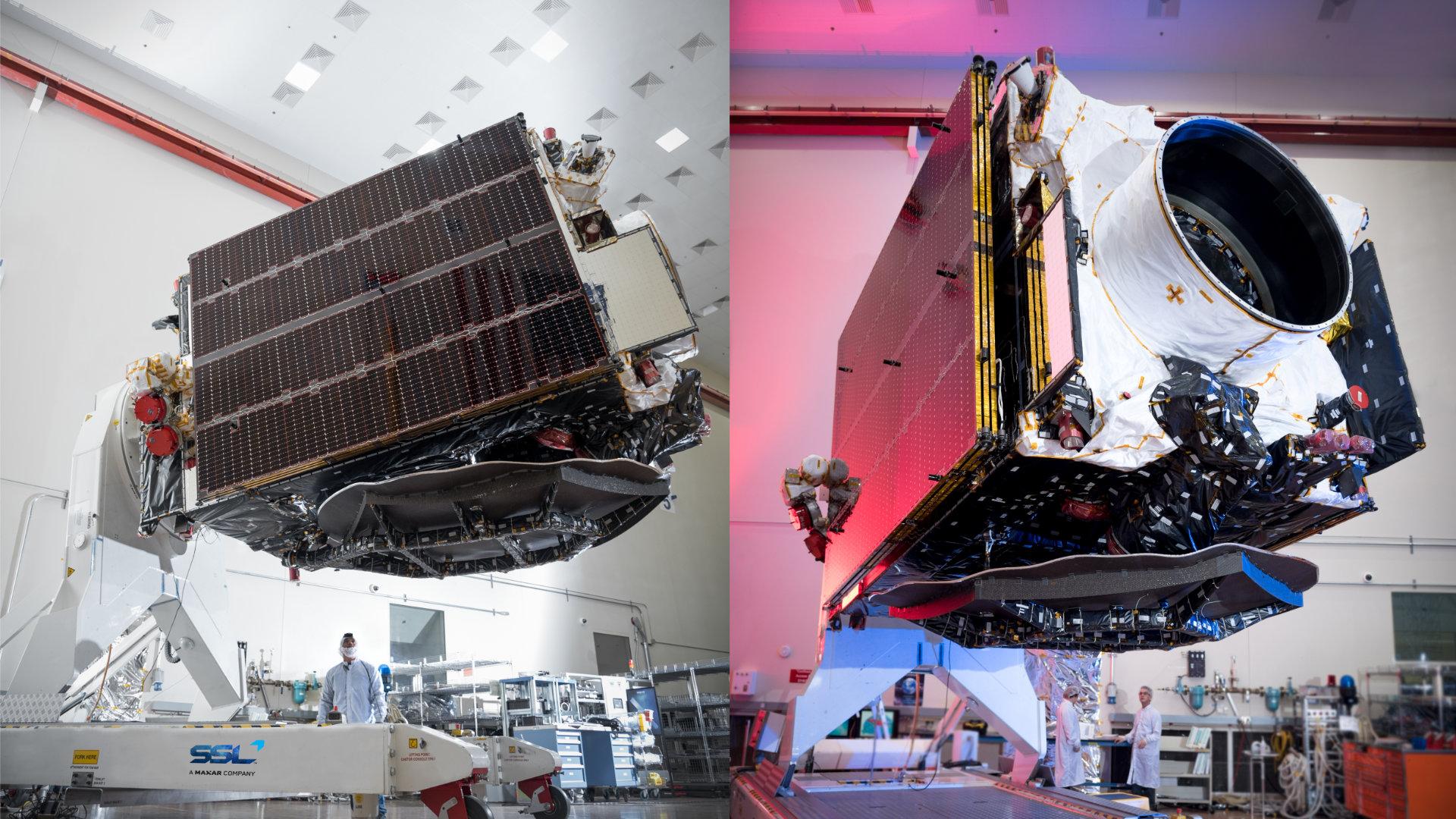 PSN-6 satellite (SSL) 3