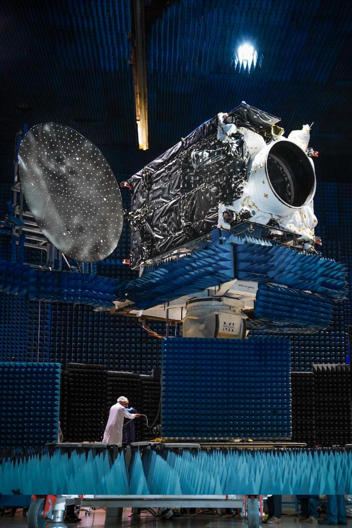 PSN-6 satellite (SSL) 5
