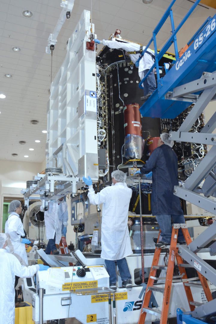 PSN-6 satellite (SSL) 6