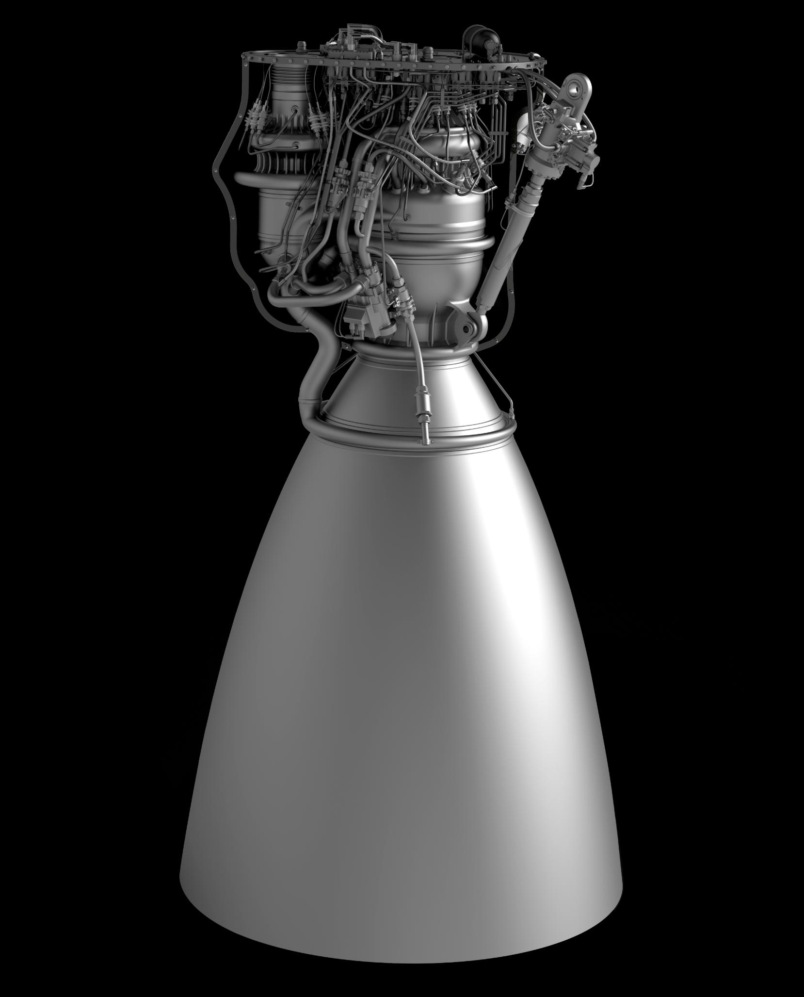 Raptor Vac 2016 (SpaceX)
