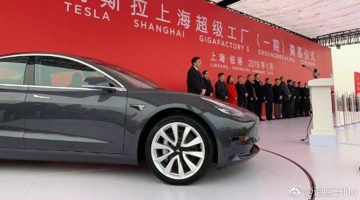 تسلا قصد دارد خودرو های برقی خود را در چین بسازد