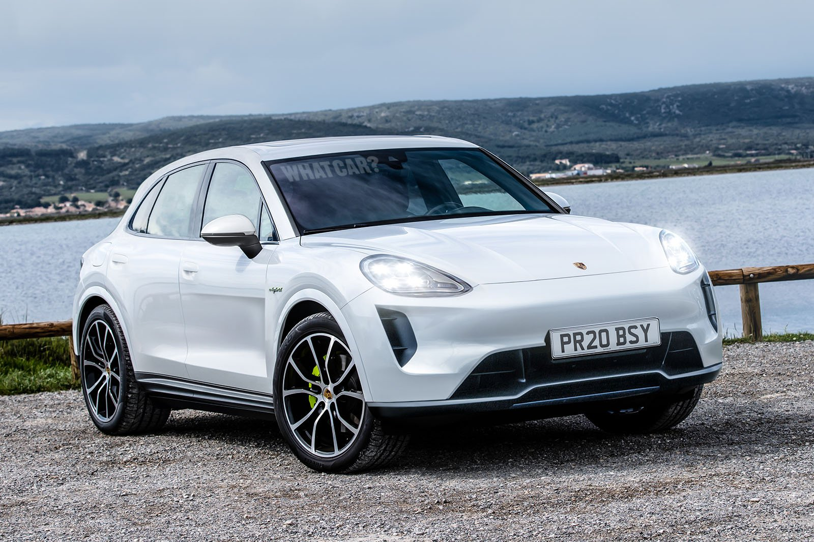 Porsche looks to take on Tesla Model X, Jaguar I,PACE with