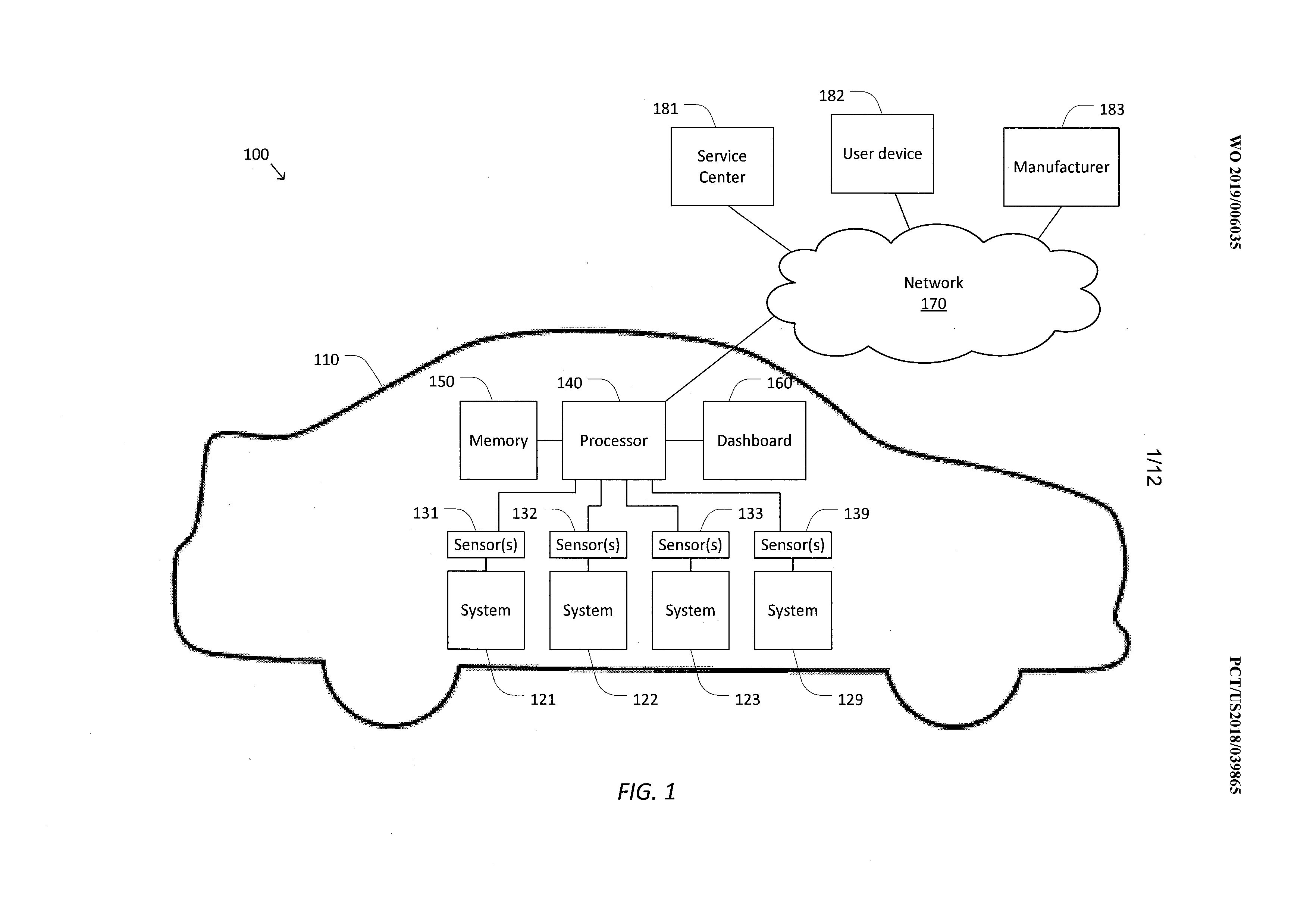 tesla patent outlines proactive damage monitoring system