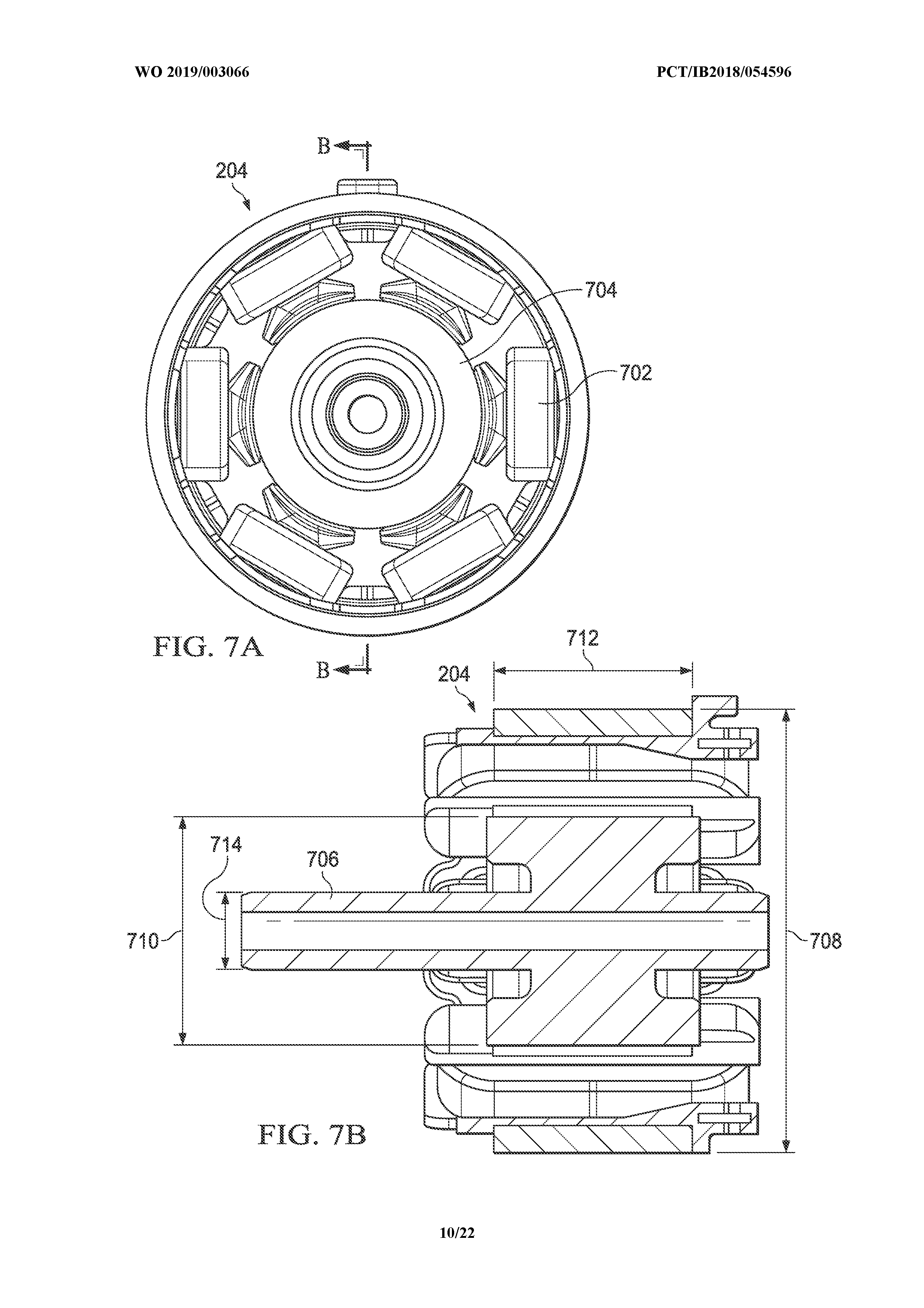 illustrations from tesla's recently published patent application for an  electric pump system  (photo: us patent office)