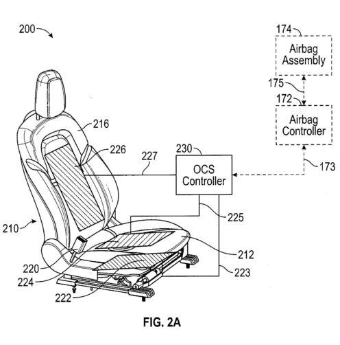 "diagrams depicting tesla's ""sensors for vehicle"