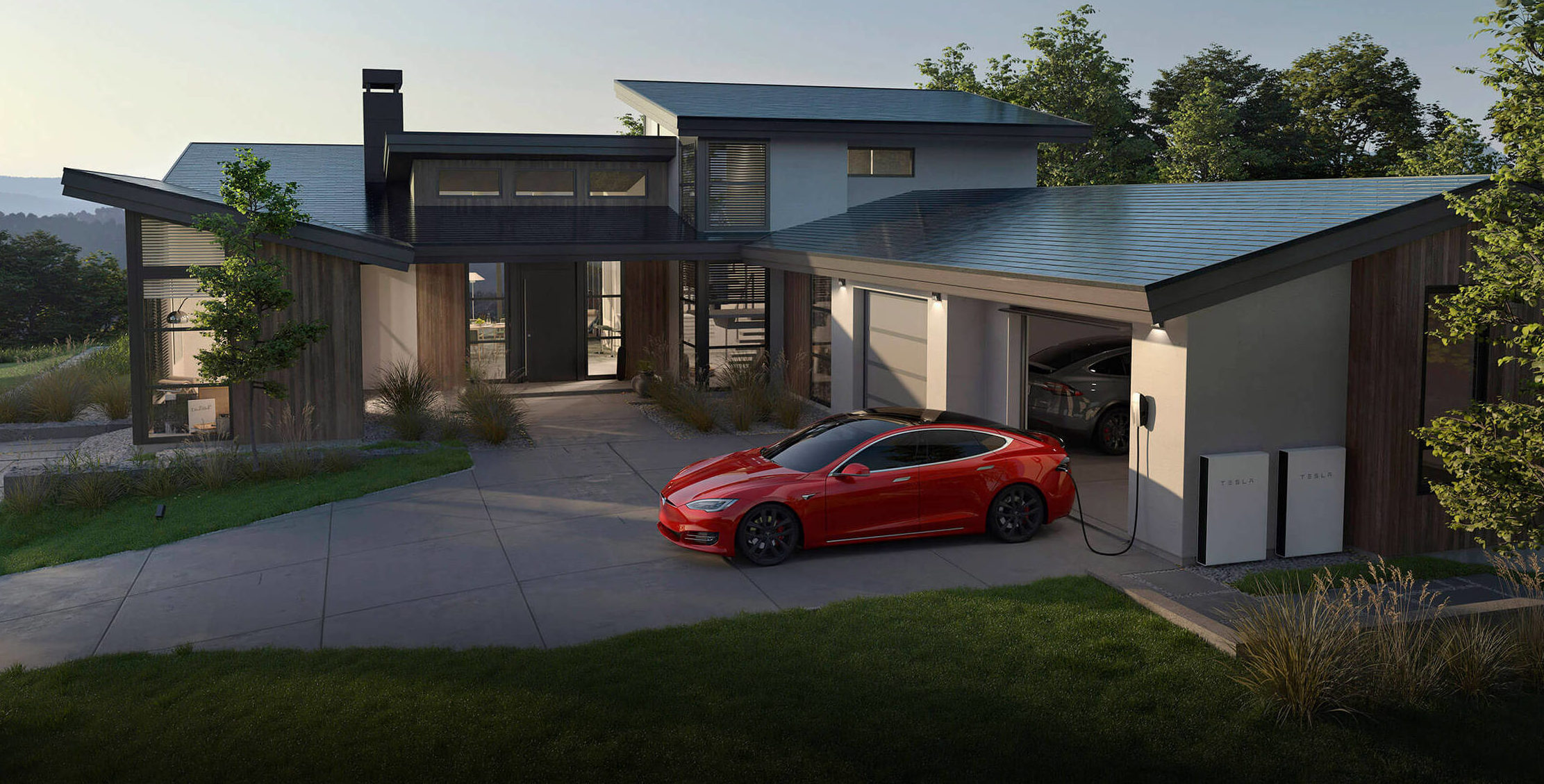 Tesla Patent Hints At System That Makes Solar Roof Tiles