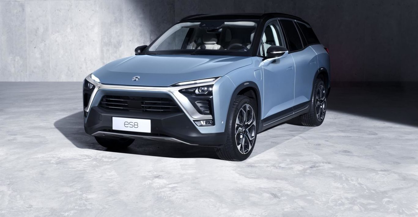 NIO sets its sights on overtaking Tesla in China