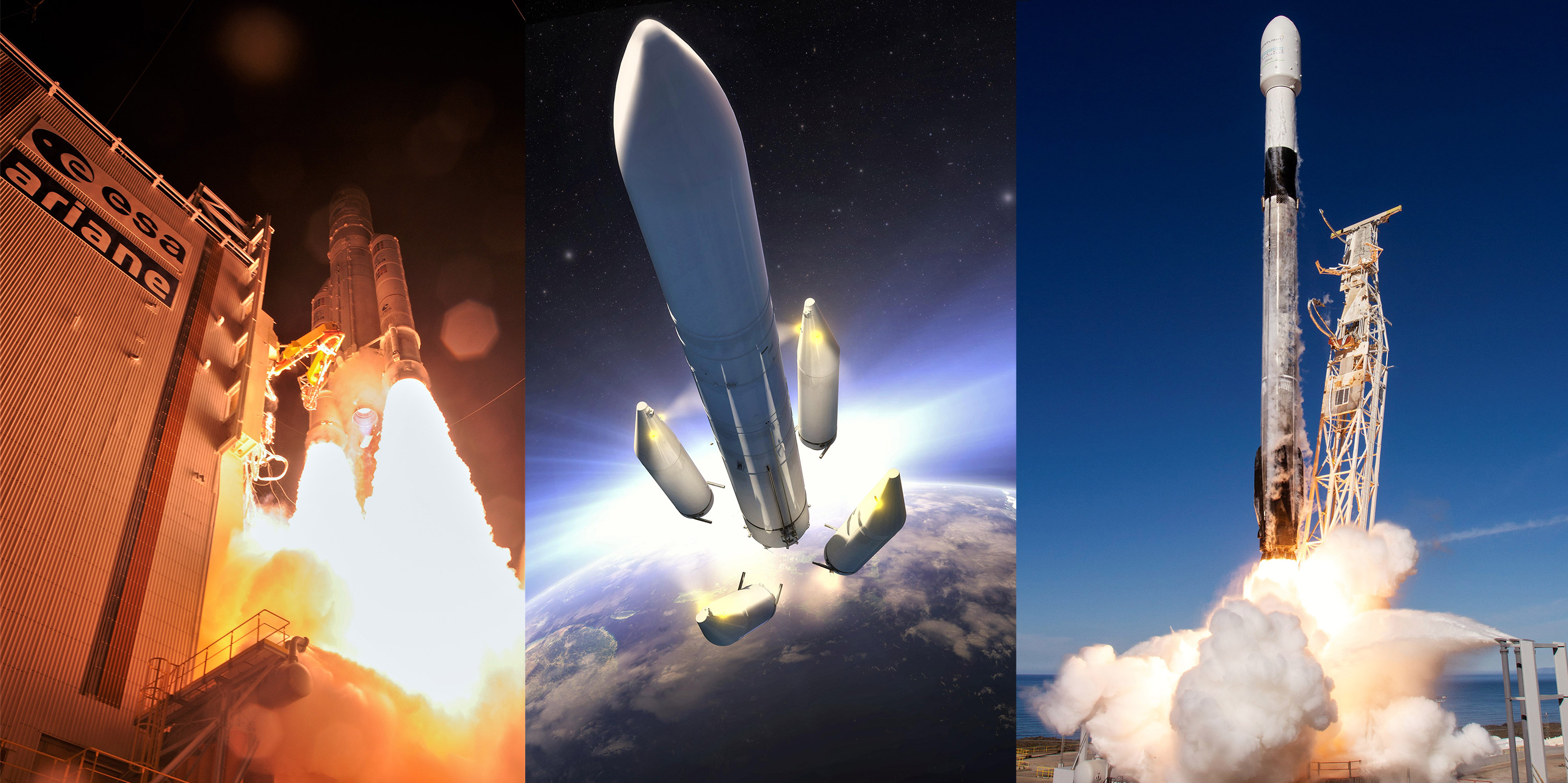 Spacex Competitor Arianespace Criticized For Lackluster