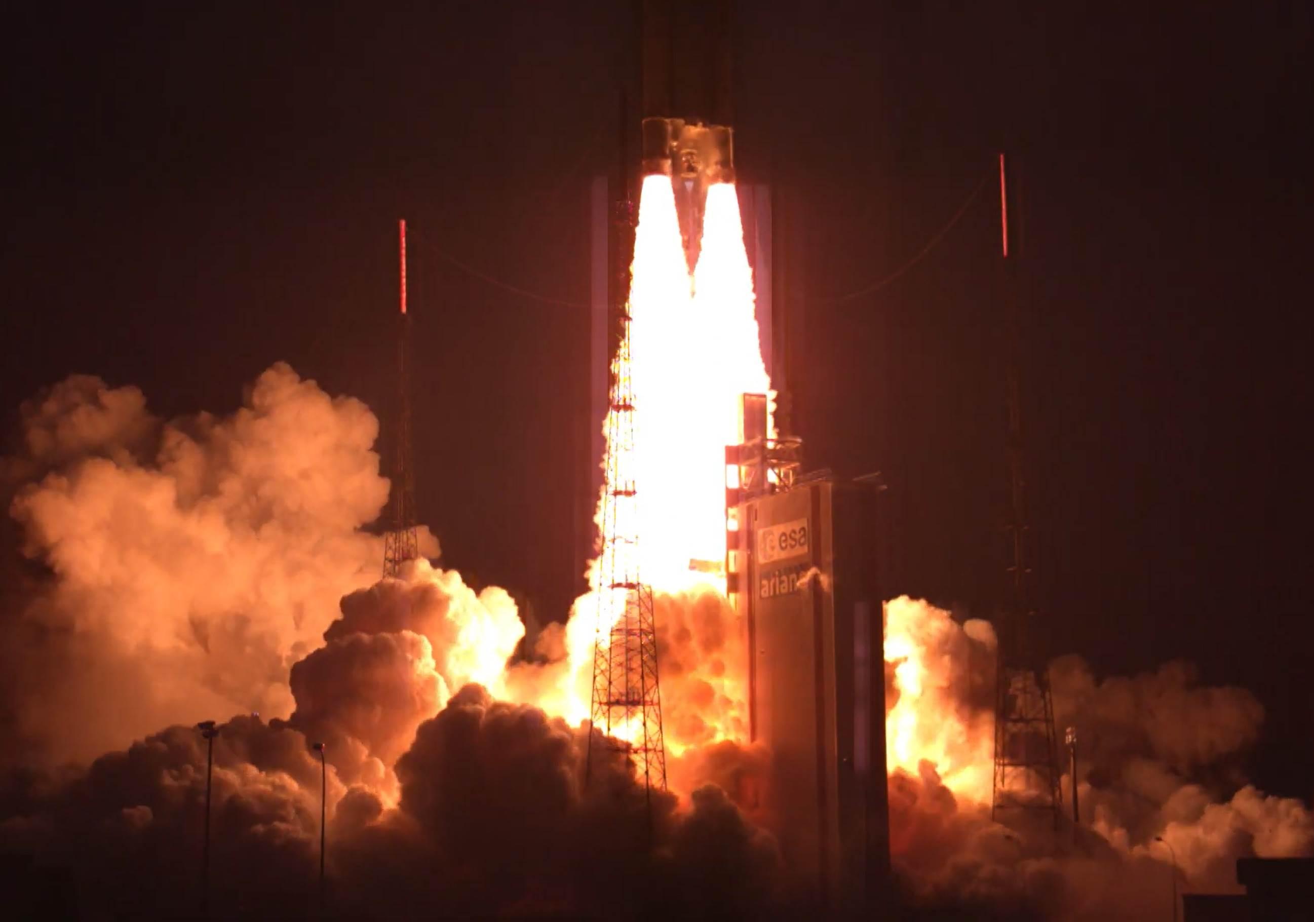Ariane 5 VA247 Feb 2019 (Arianespace) 2