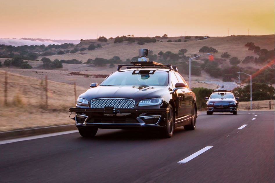 Aurora Innovation's self-driving dream team gets US$530M from Amazon, Sequoia