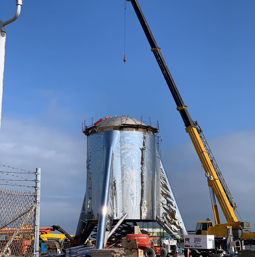 SpaceX job posts confirm Starship's Super Heavy booster will be