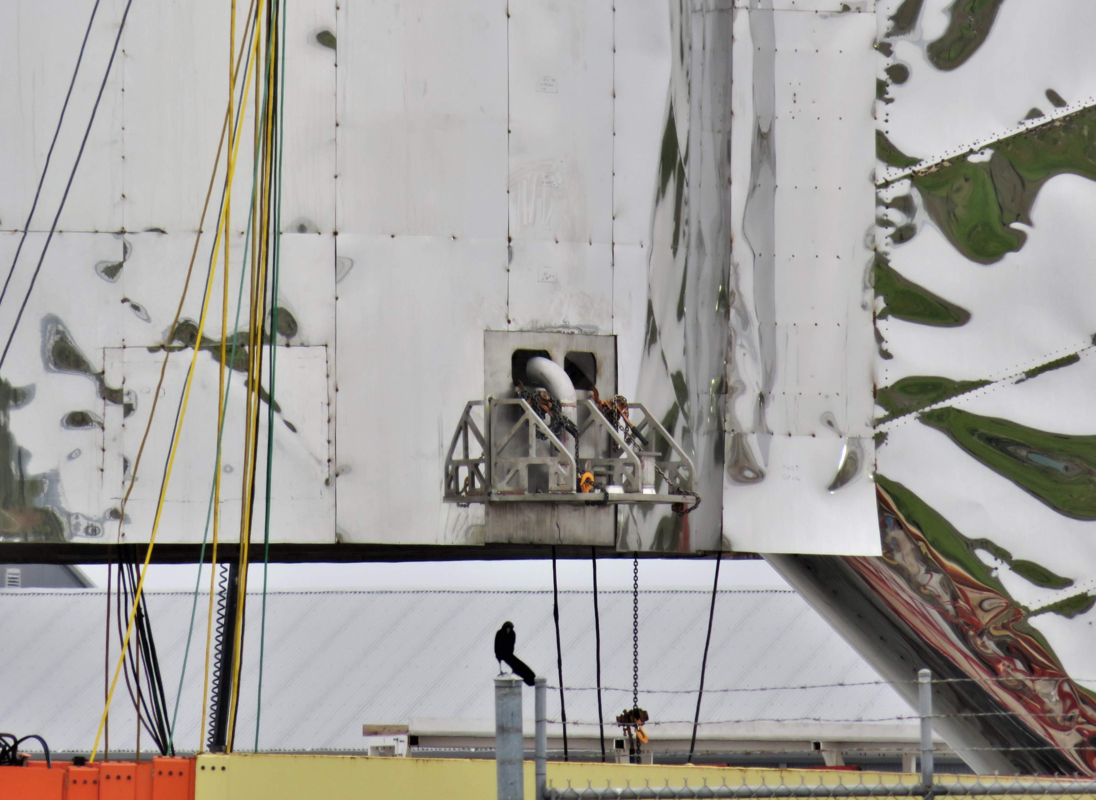 Boca Chica Starship progress 020419 (NASASpaceflight – bocachicagal) 2 (c)