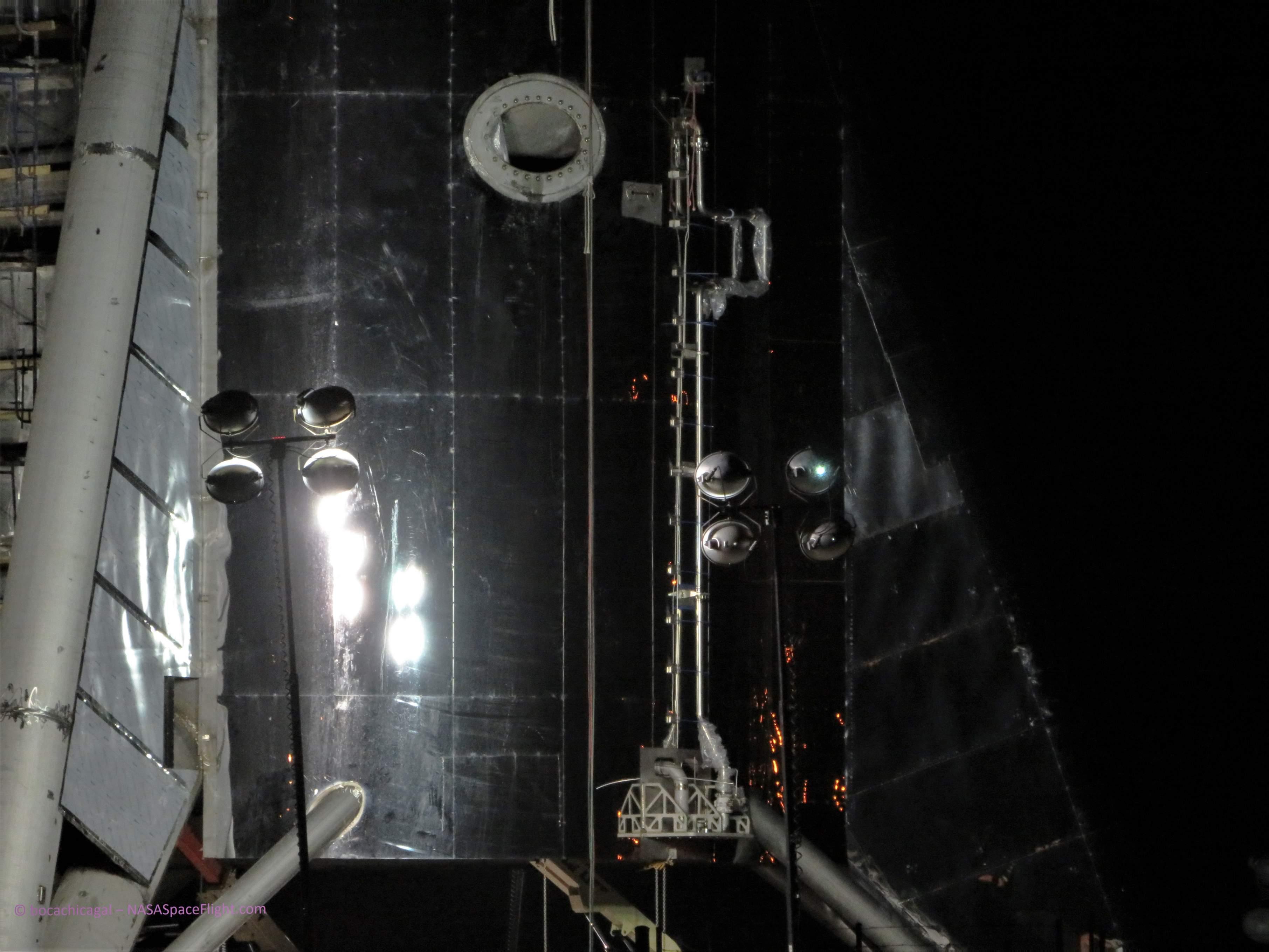 Boca Chica Starship progress 021319 (NASASpaceflight – bocachicagal) 3 (c)