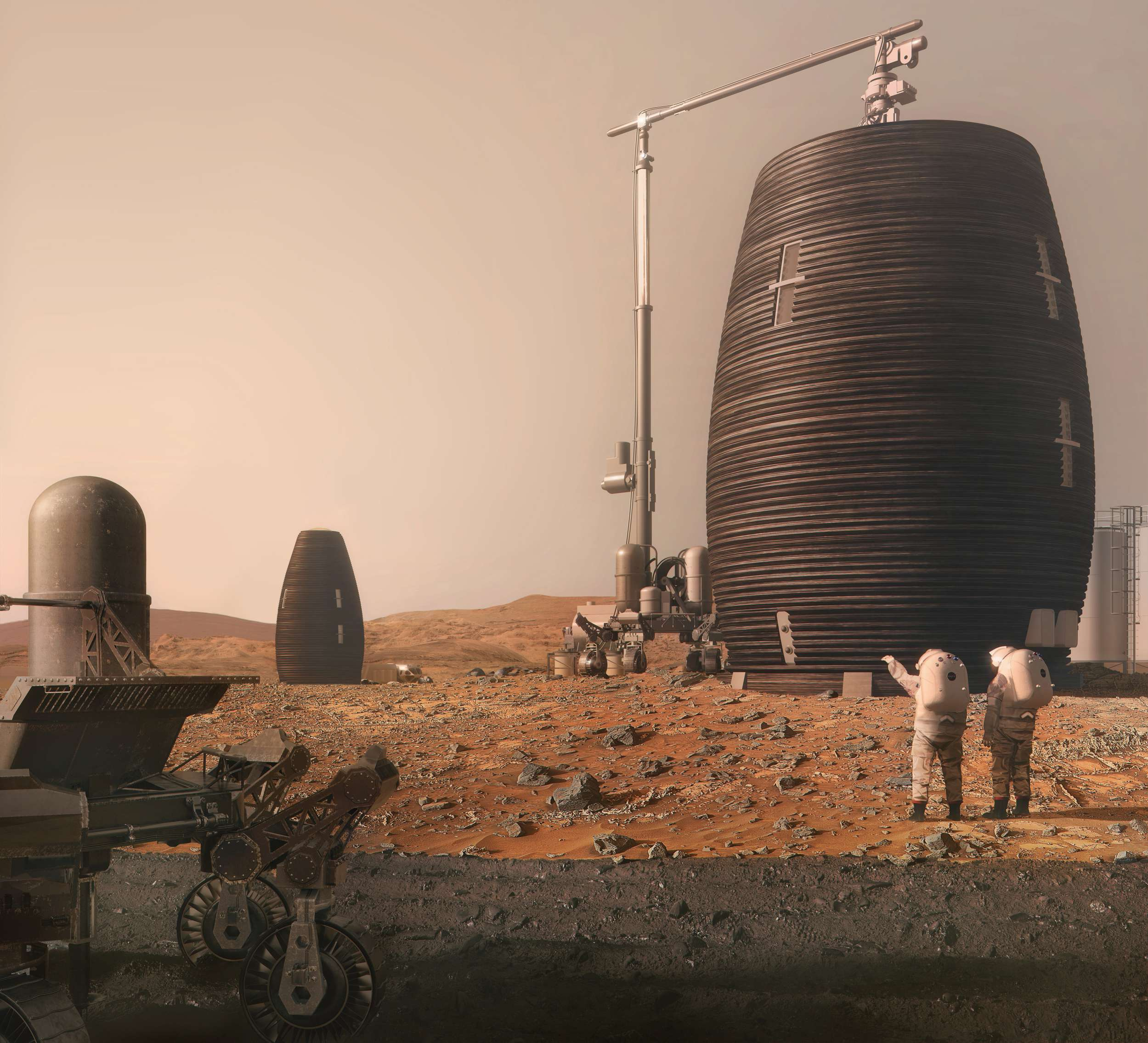 MARSHA Mars habitat colony (AI Space Factory) 2 crop (c)