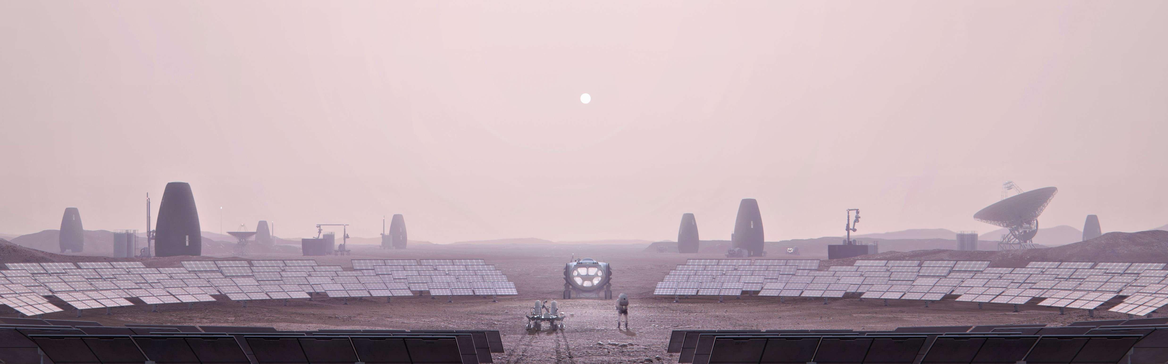 MARSHA Mars habitat colony (AI Space Factory) 3 crop (c)
